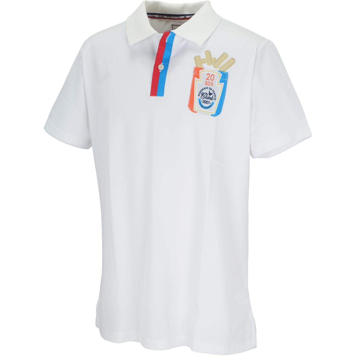 ストレッチ ポテトポケット 半袖ポロシャツ