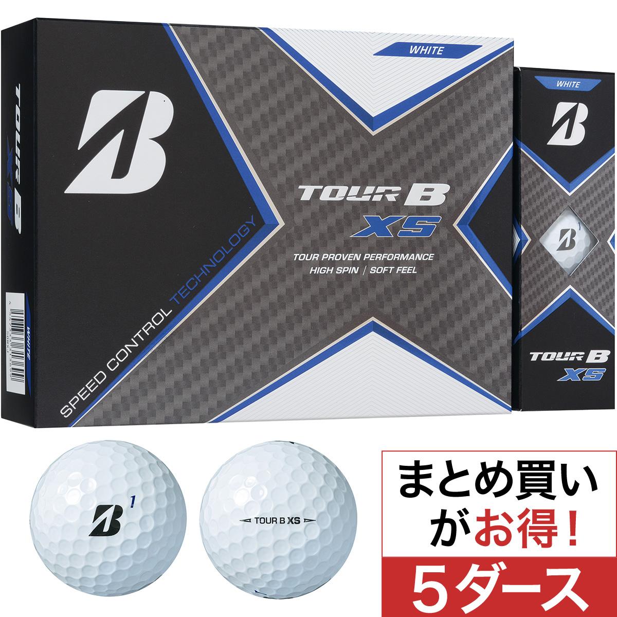 TOUR B XS ボール 5ダースセット