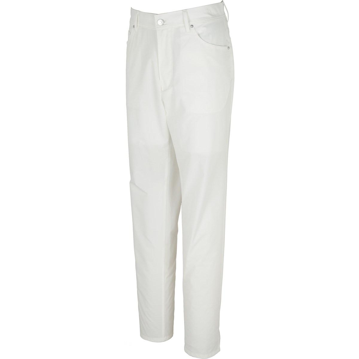 ジュン アンド ロペ JUN & ROPE ストレッチ 5ポケットパンツ L ホワイト 10