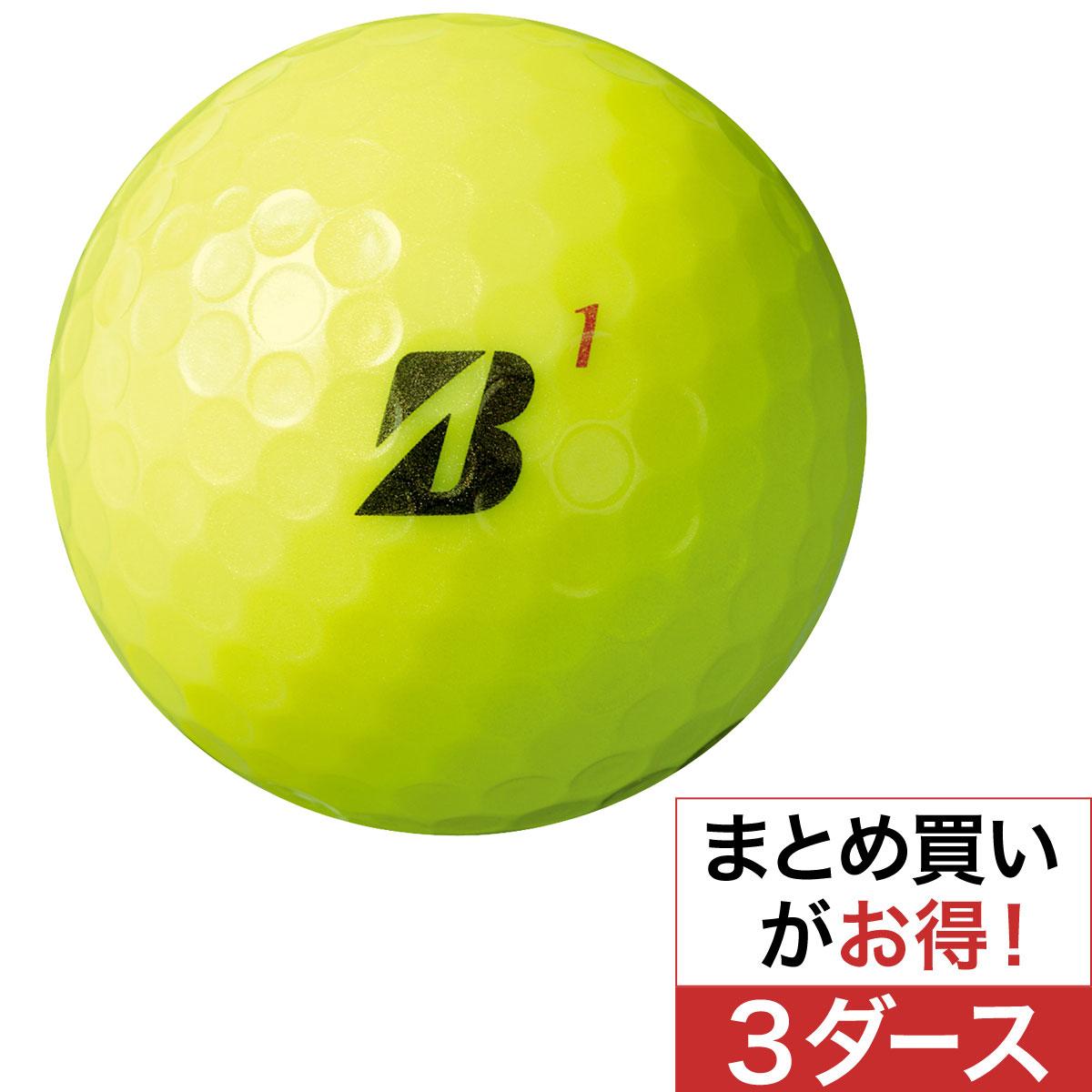 TOUR B X ボール 3ダースセット【オンネームサービス有り】(文字色:黒のみ)【2020年2月21日発売予定】