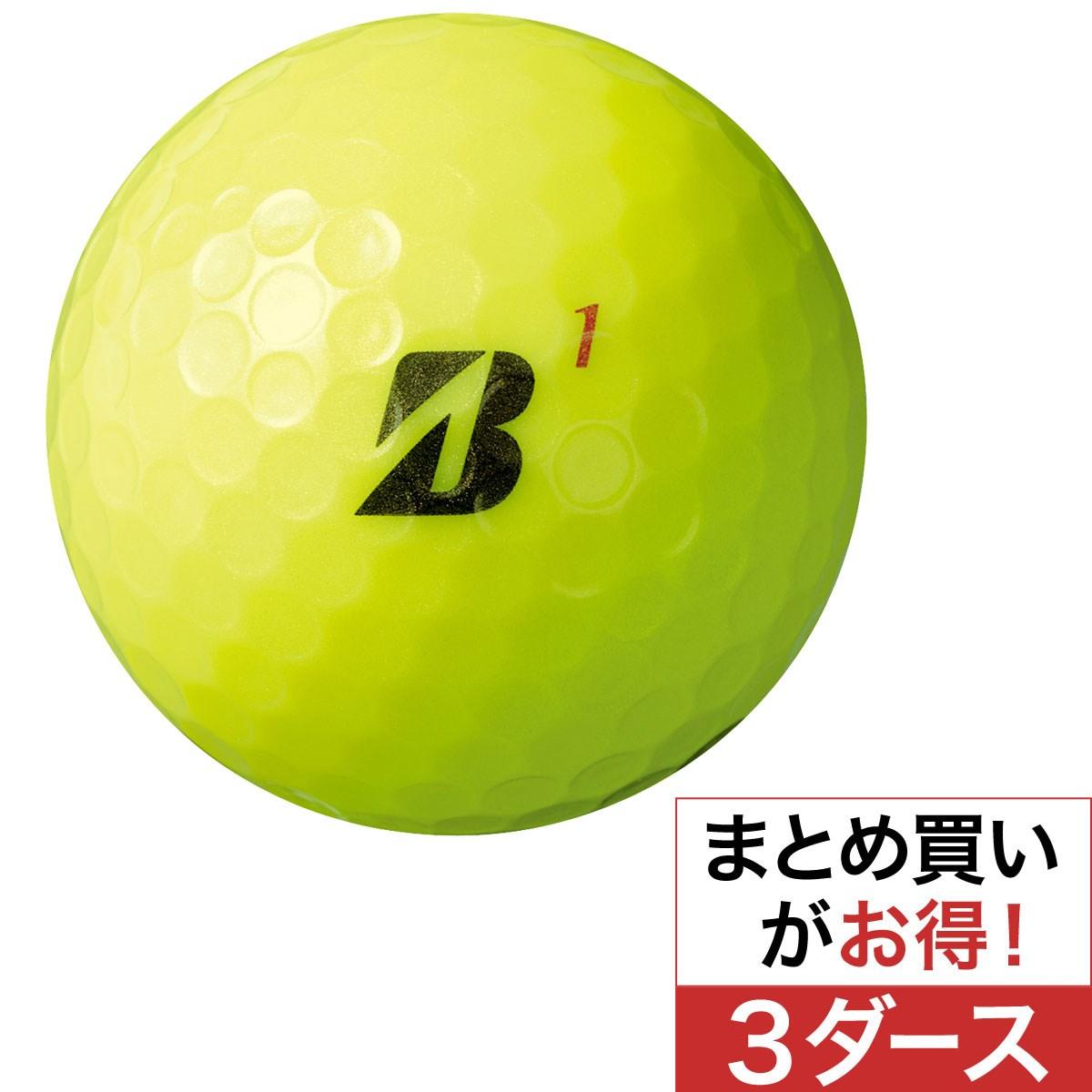 ブリヂストン(BRIDGESTONE GOLF) TOUR B X ボール 3ダースセット【オンネームサービス有り】(文字色:黒のみ)【2020年2月21日発売予定】