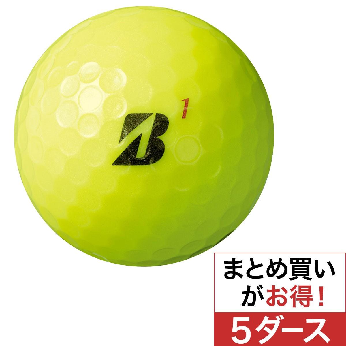 ブリヂストン(BRIDGESTONE GOLF) TOUR B X ボール 5ダースセット【オンネームサービス有り】(文字色:黒のみ)【2020年2月21日発売予定】