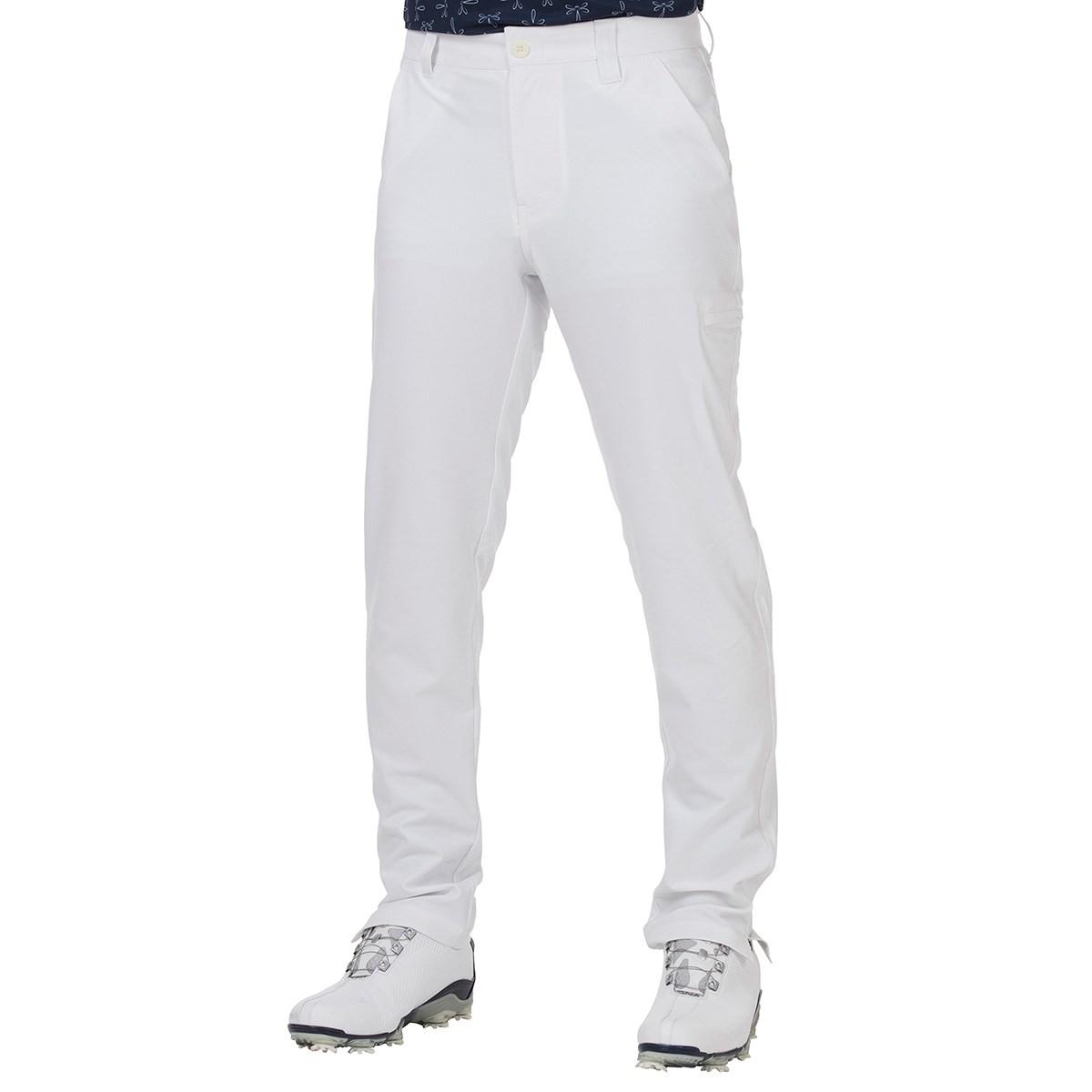 GDO オリジナル GDO ORIGINAL 7ポケットゴルフパンツ 股下82cm 7:ウエスト目安93-95 ホワイト