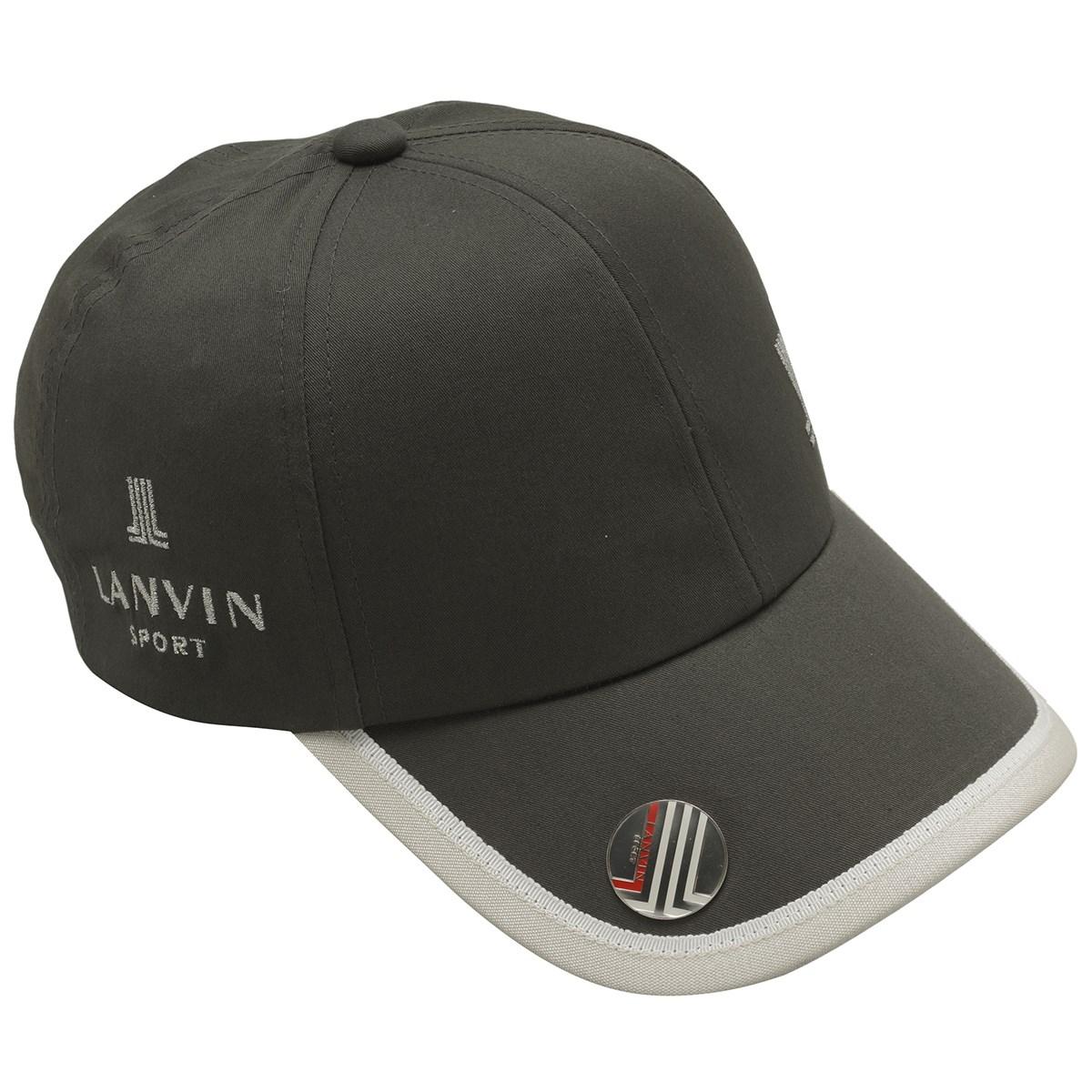 ランバン スポール LANVIN SPORT キャップ フリー グレー 03 レディス