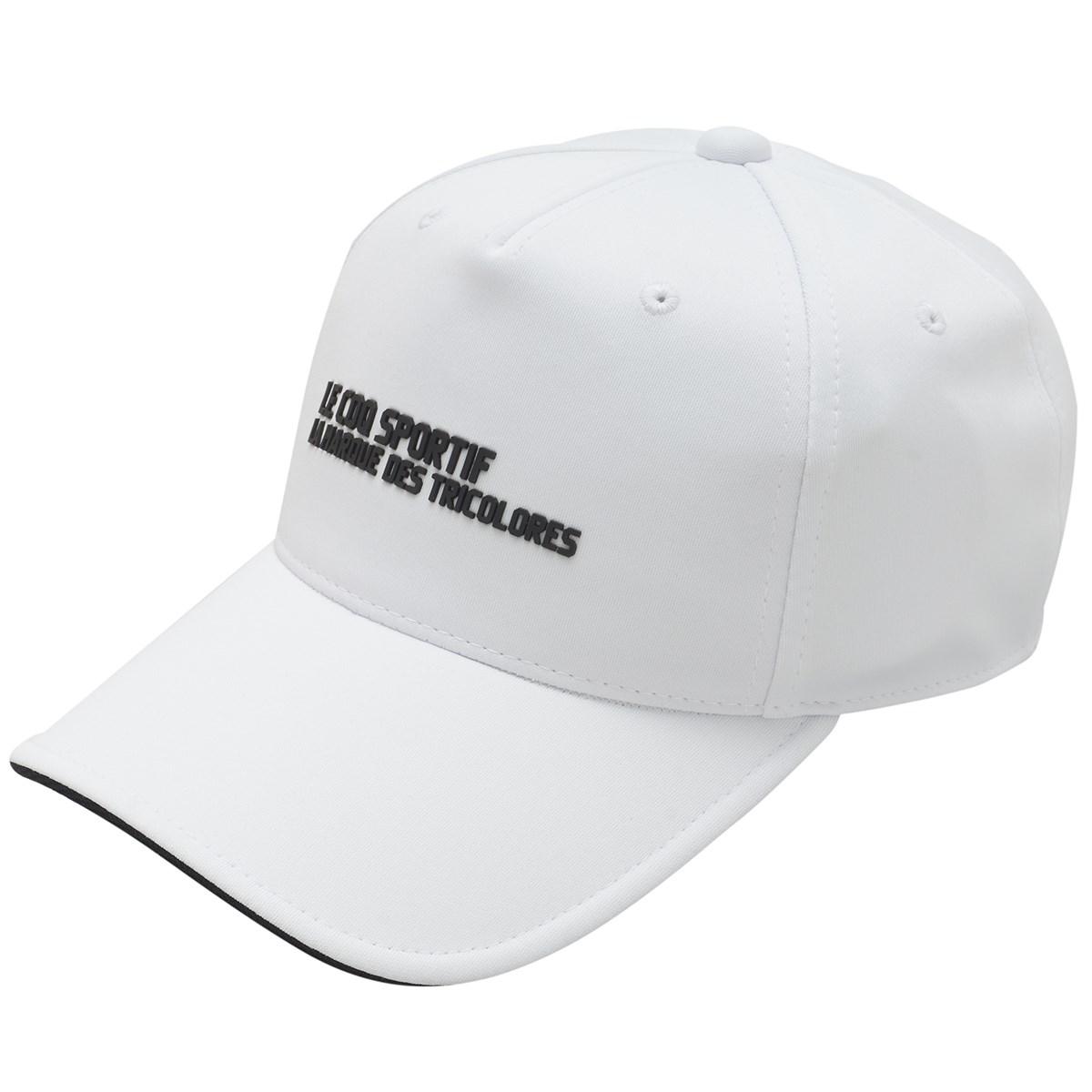 ルコックゴルフ Le coq sportif GOLF ネオンキャップ フリー ホワイト 00 レディス