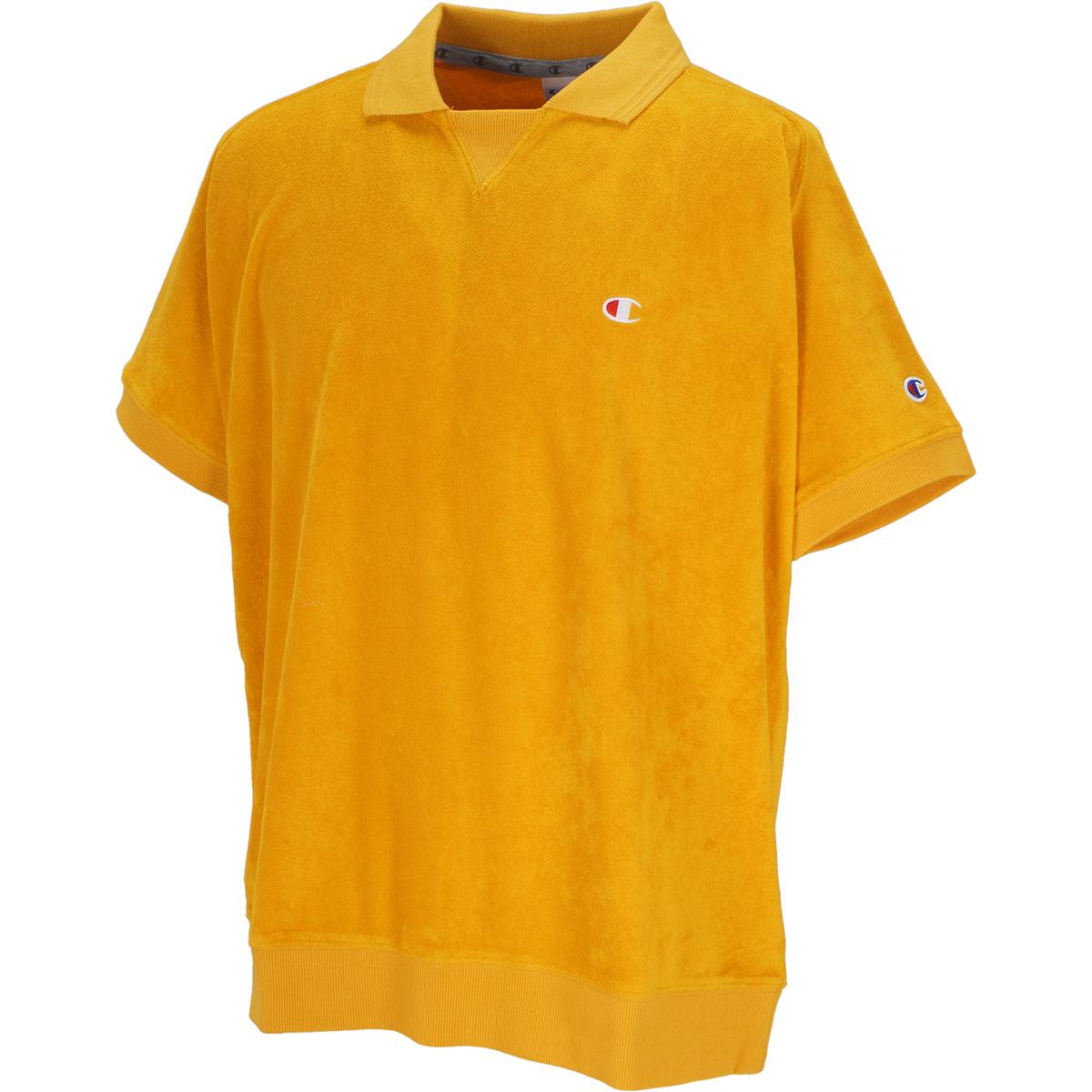 パイルガゼット 半袖ポロシャツ