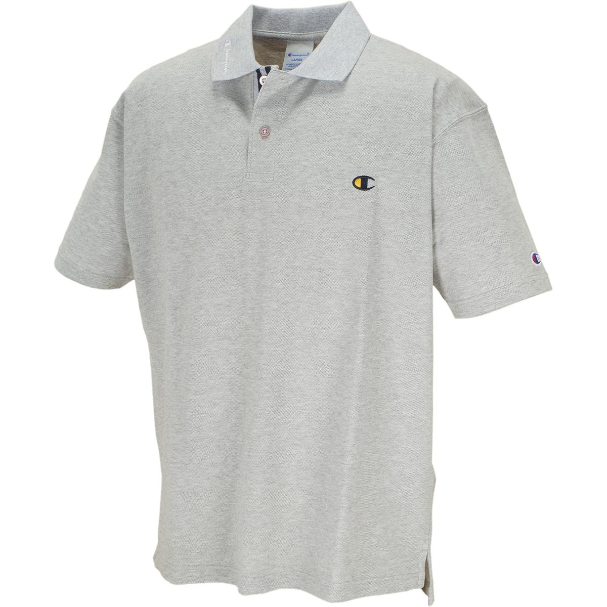 ワイドシルエット 半袖ポロシャツ