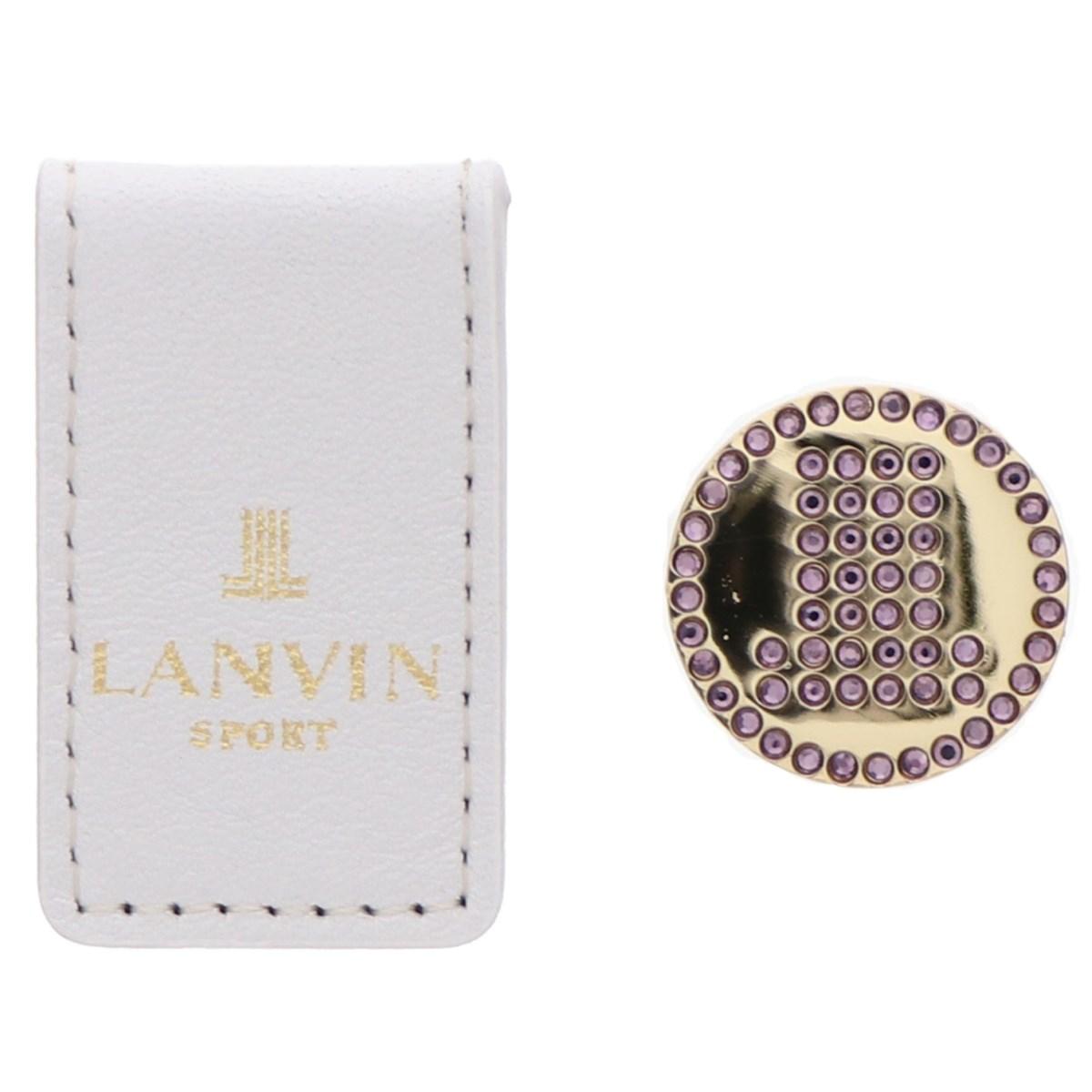 ランバン スポール LANVIN SPORT マーカー ホワイト 01