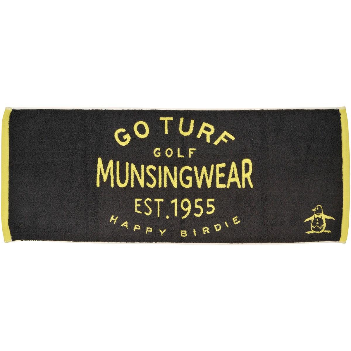 マンシングウェア Munsingwear ゴルフタオル グレー 00