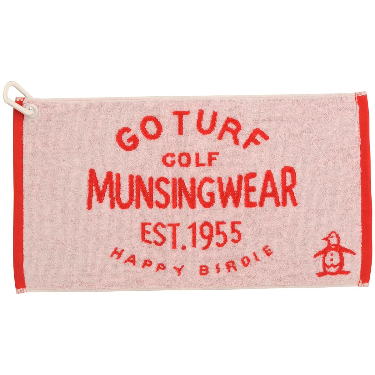 マンシングウェア Munsingwear ゴルフタオル ホワイト 00