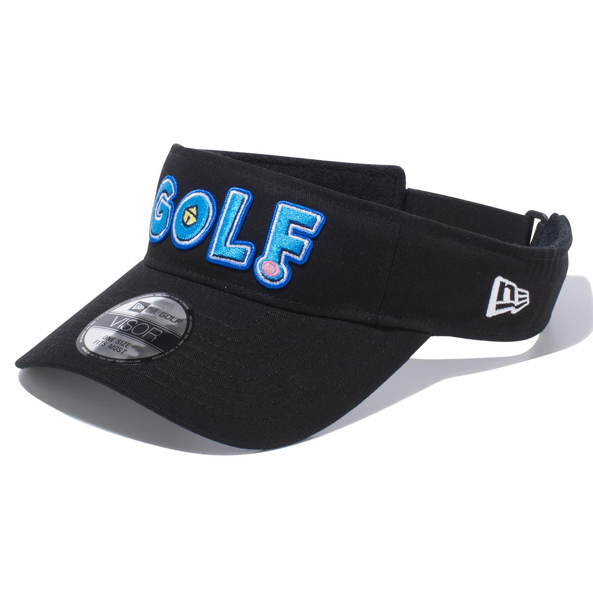 GOLF SV DORAEMON DORAFONT サンバイザー