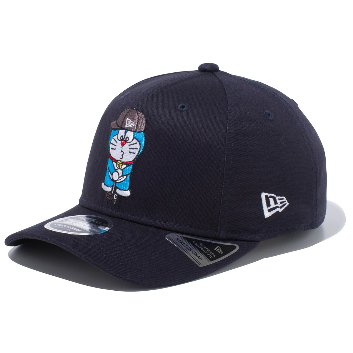ニューエラ NEW ERA GOLF 950 SS DORAEMON GOLF POSE キャップ ML ネイビー