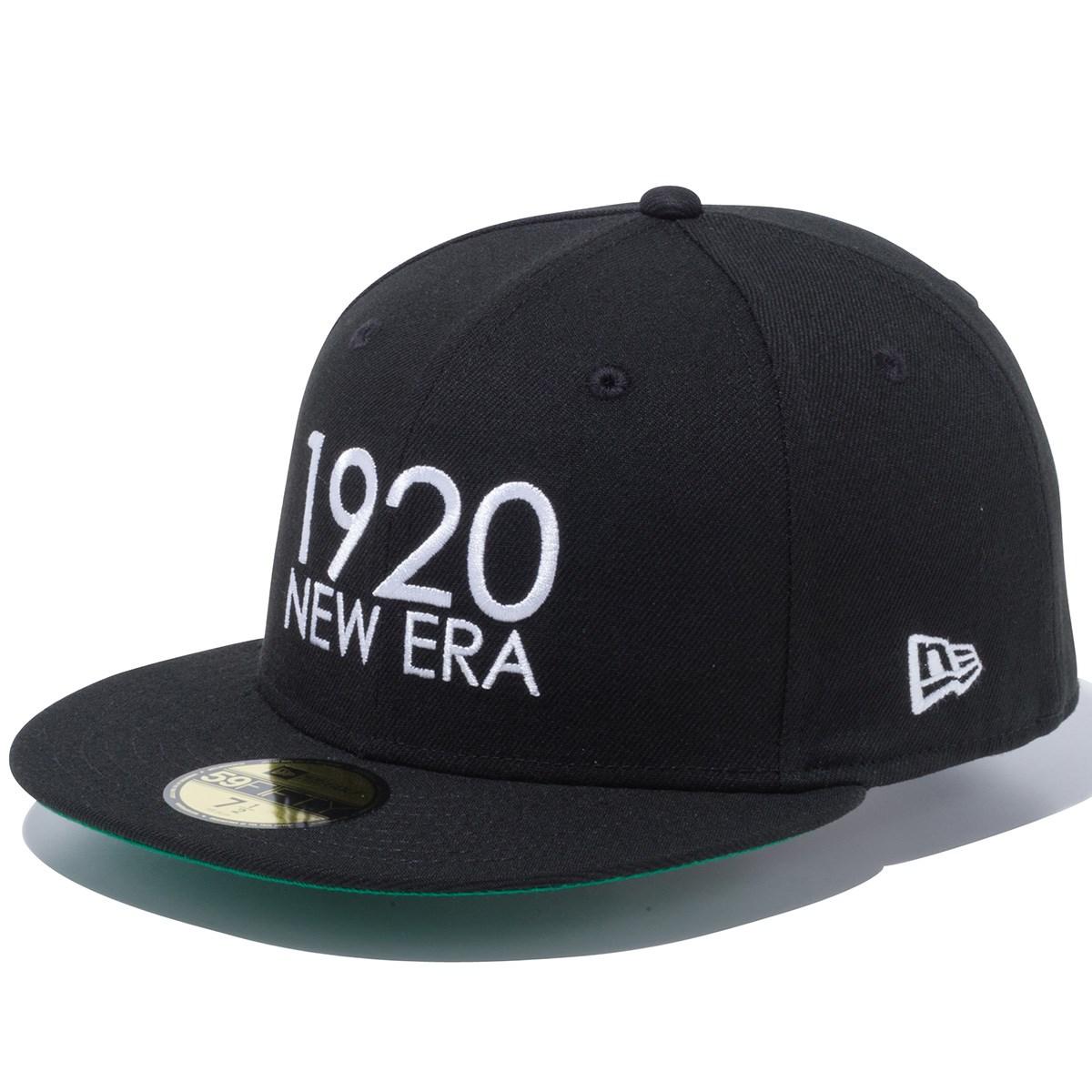 ニューエラ NEW ERA GOLF 5950 1920 NEW ERA キャップ 7 5/8 ブラック