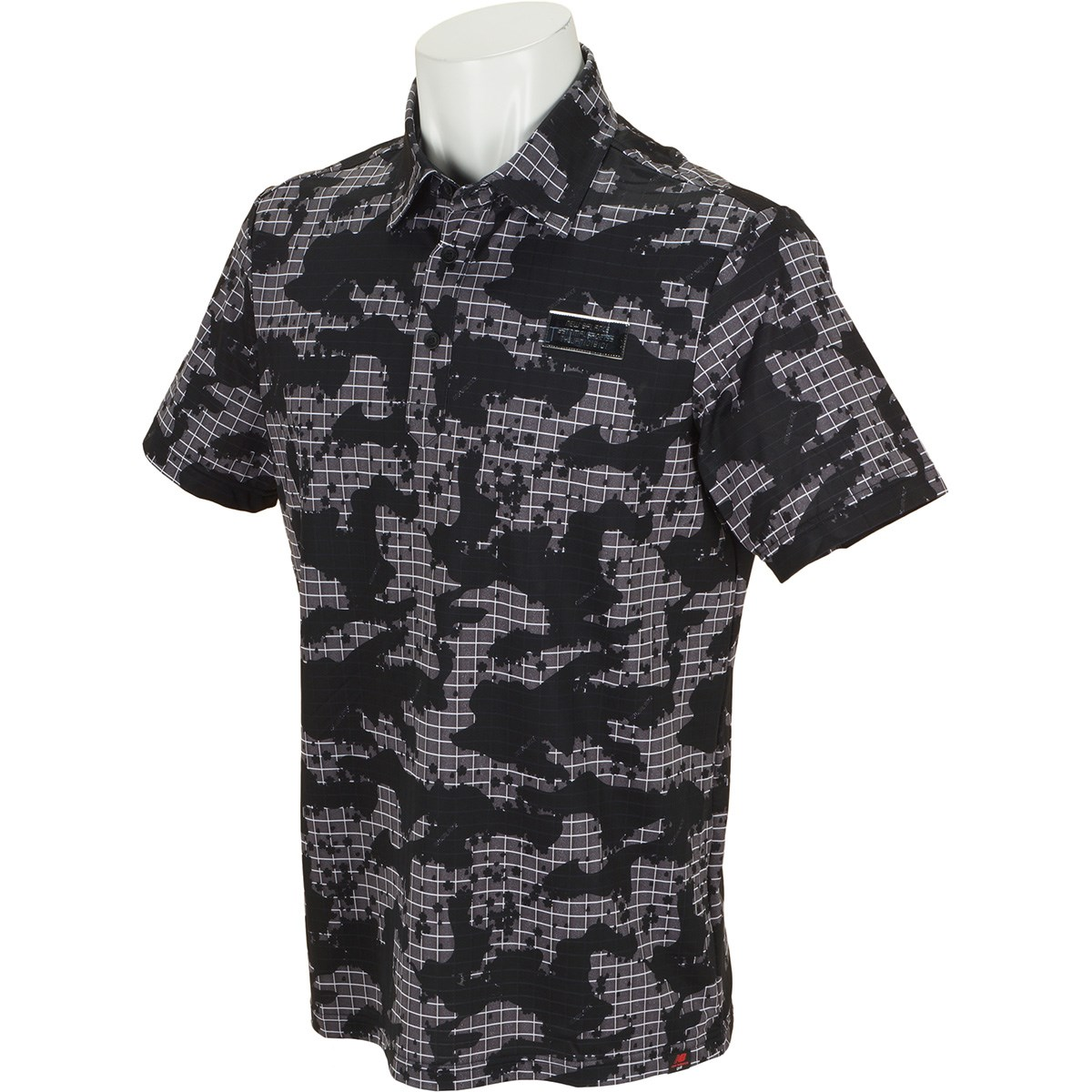 ニューバランス SPORT 半袖カラーポロシャツ