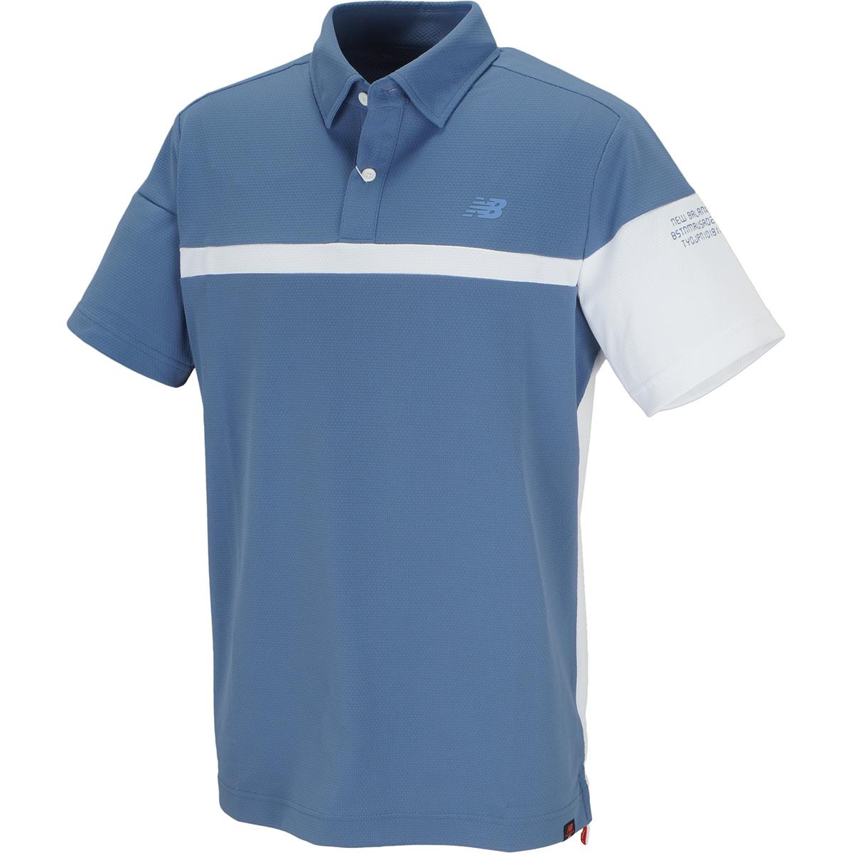 SPORT 半袖カラーポロシャツ