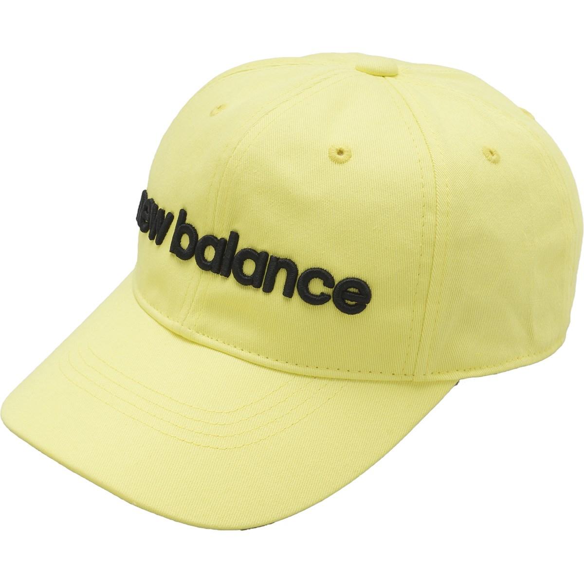ニューバランス New Balance SPORT SIX PANELS キャップ フリー イエロー 060