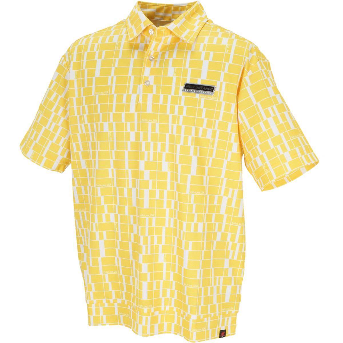 ニューバランス METRO 半袖カラーポロシャツ
