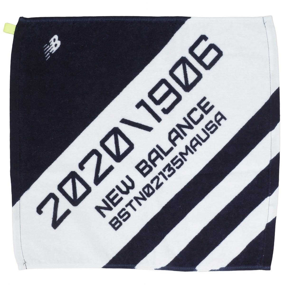 ニューバランス New Balance METRO フェイスタオル ホワイト 030