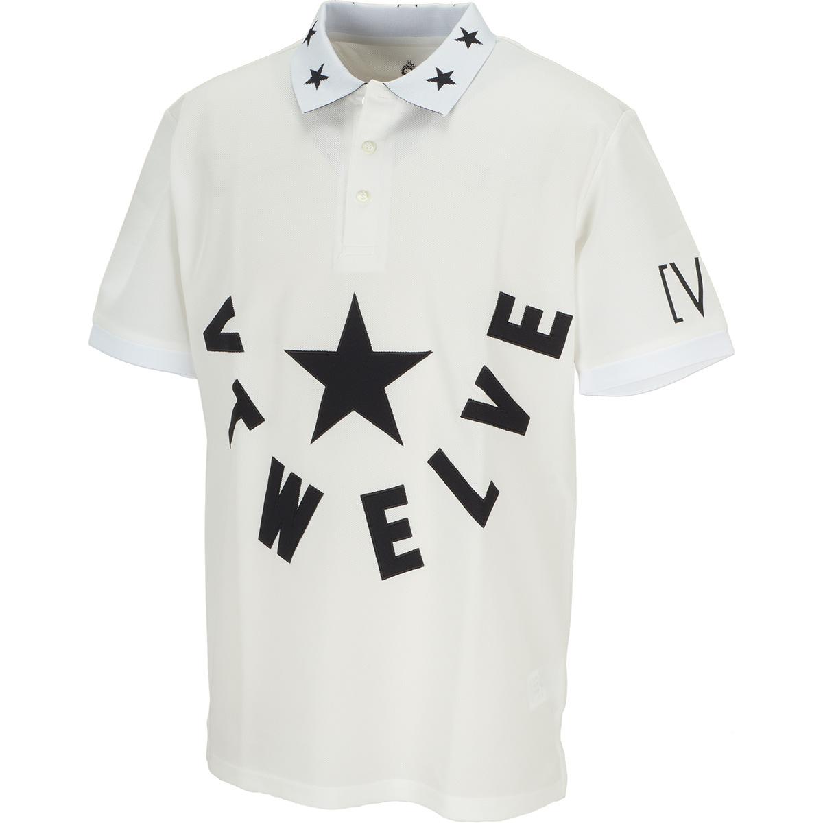 アーチロゴ 半袖ポロシャツ