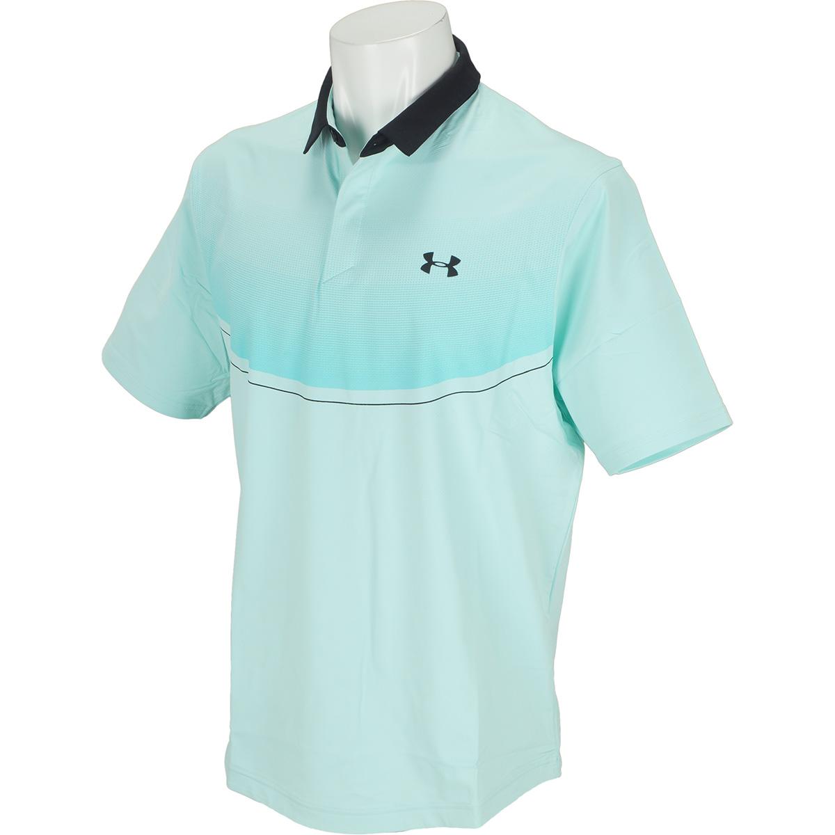 UA Iso-Chill グラフィック半袖ポロシャツ
