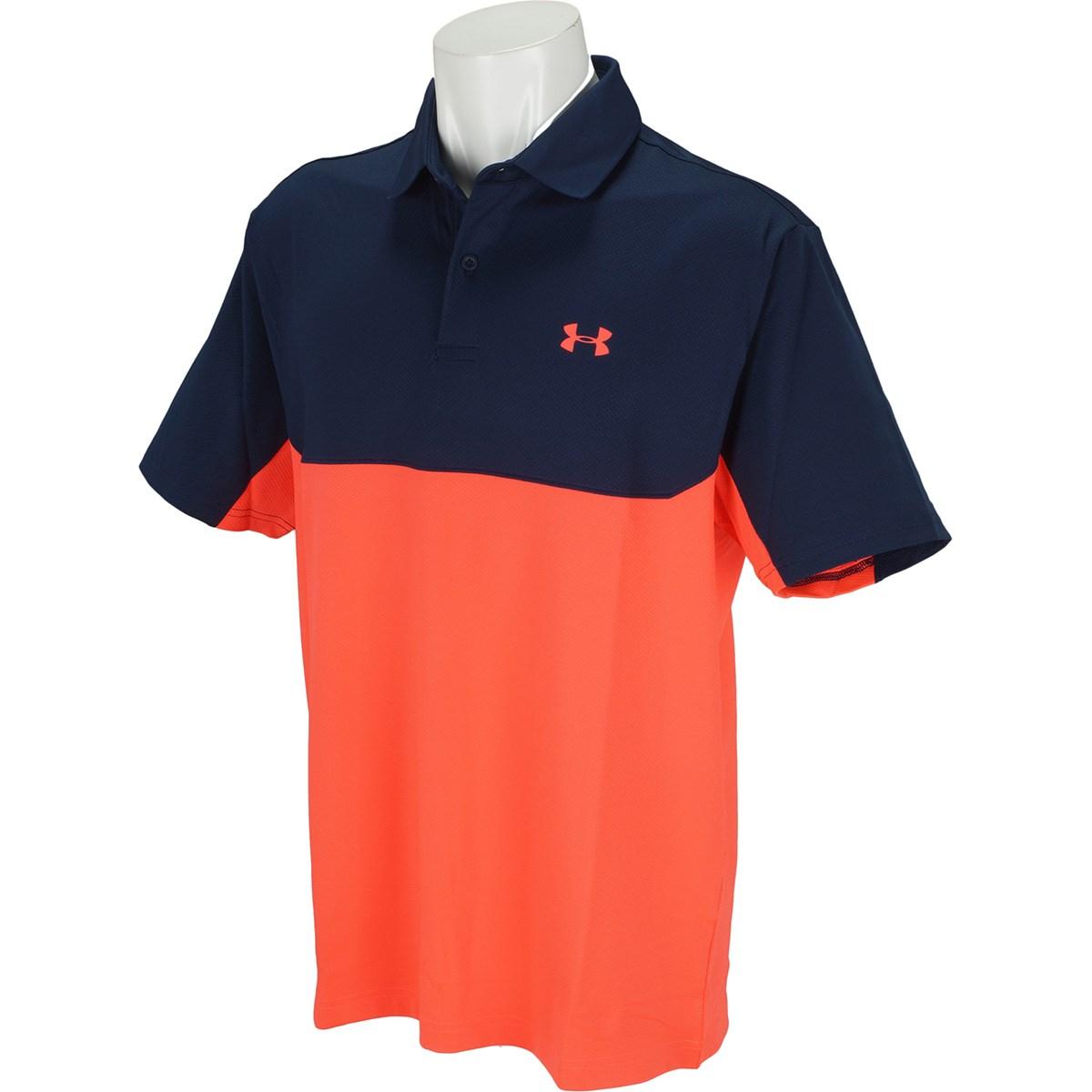 アンダーアーマー(UNDER ARMOUR) UA 2.0 カラーブロック パフォーマンス半袖ポロシャツ