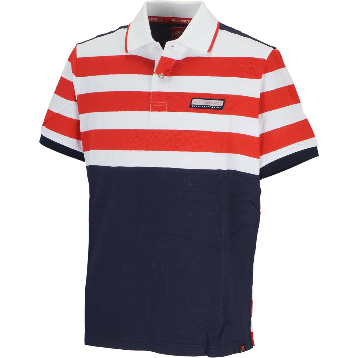 METRO ストレッチ 半袖ポロシャツ