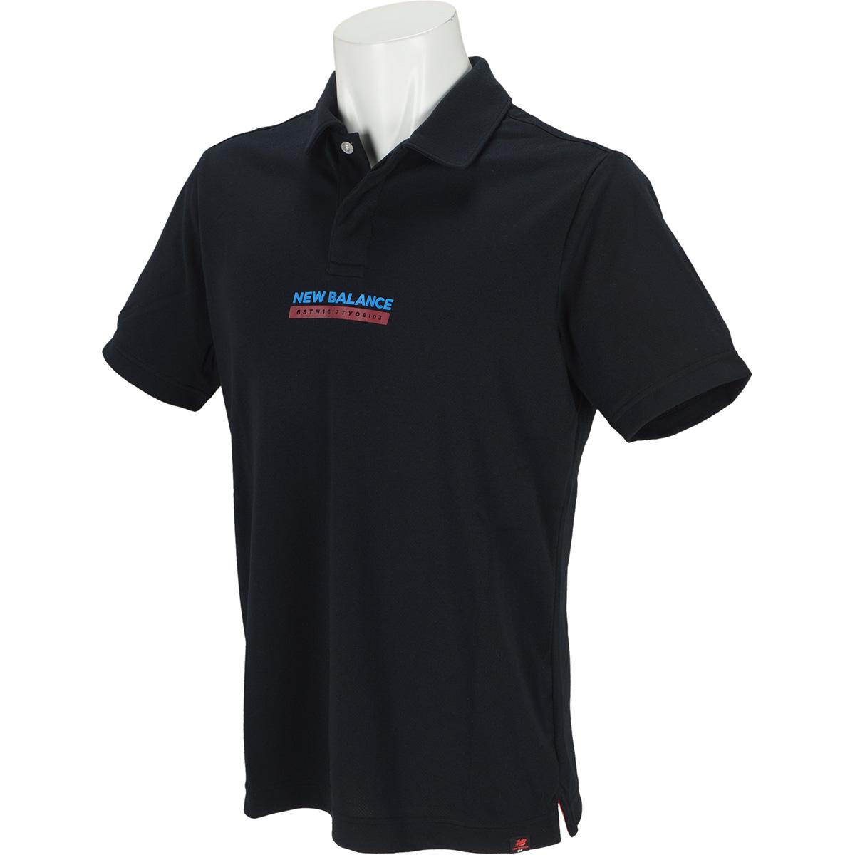 METRO 半袖カラーポロシャツ