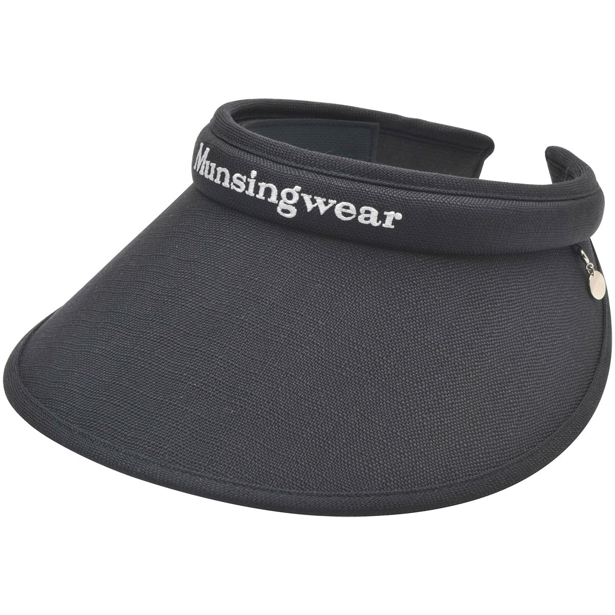 マンシングウェア Munsingwear クリップサンバイザー フリー ネイビー 00 レディス
