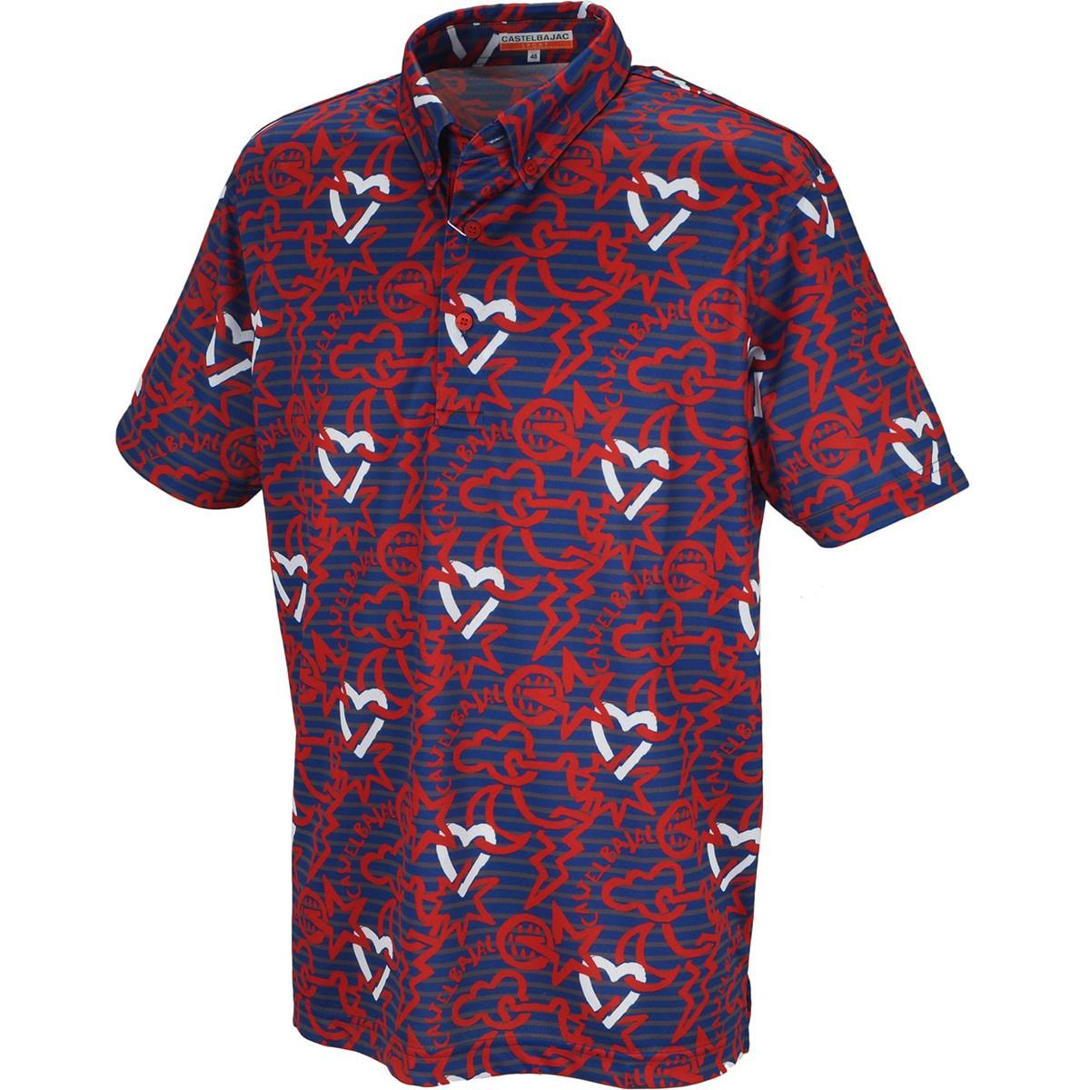 カステルバジャック 半袖ポロシャツ