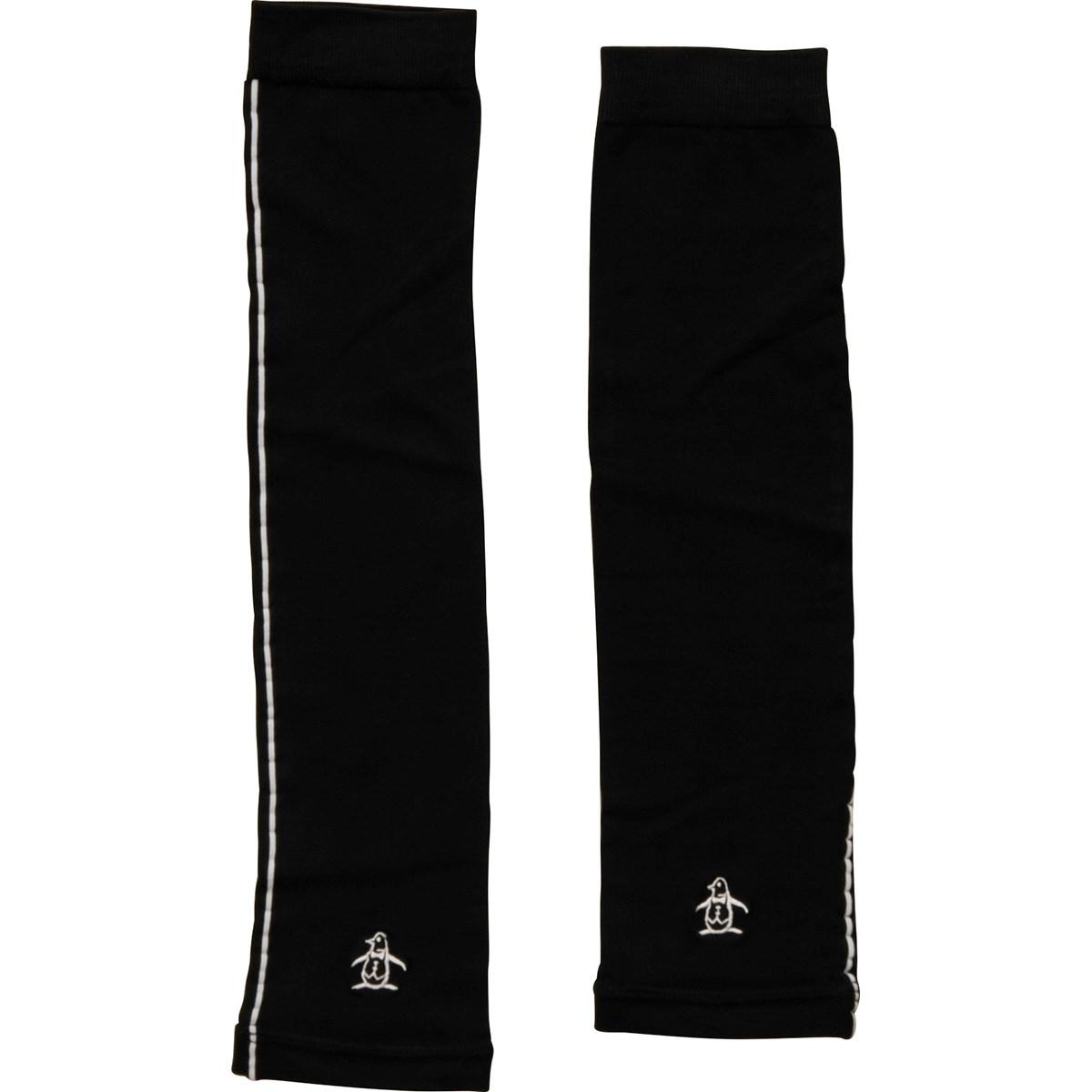 マンシングウェア Munsingwear アームカバー ブラック 00