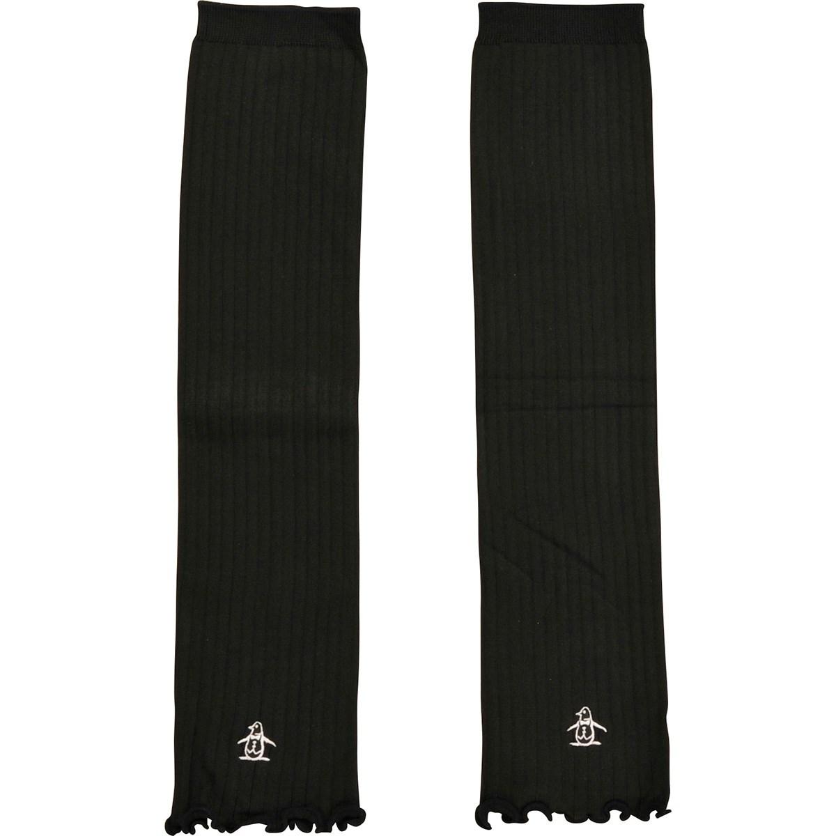 マンシングウェア Munsingwear アームカバー ブラック 00 レディス