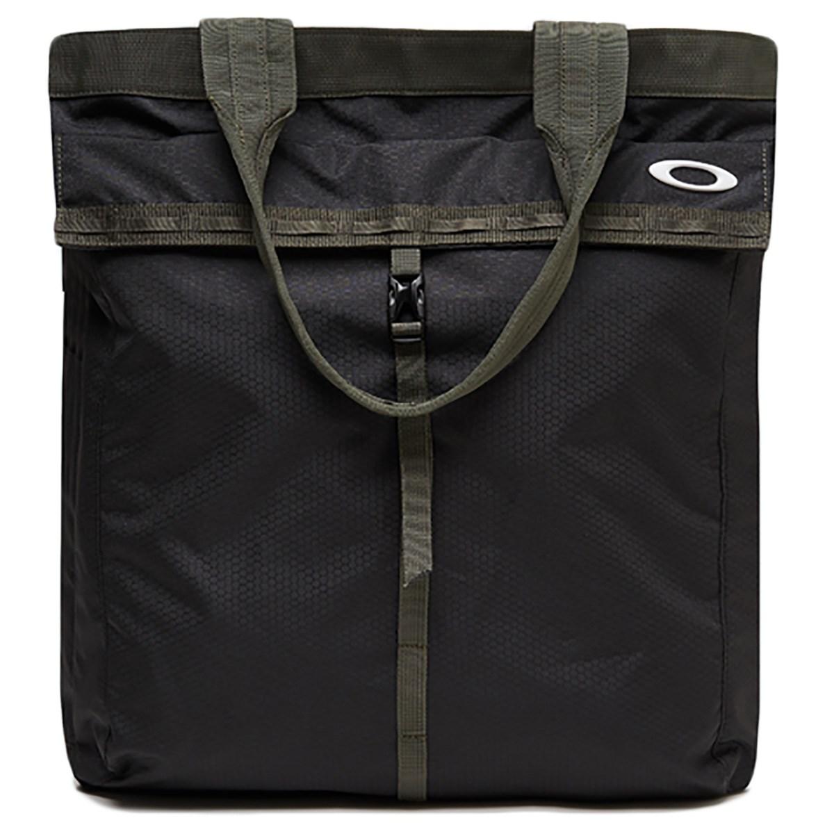 オークリー OAKLEY ESSENTIAL トートバッグ 4.0 ブラックアウト