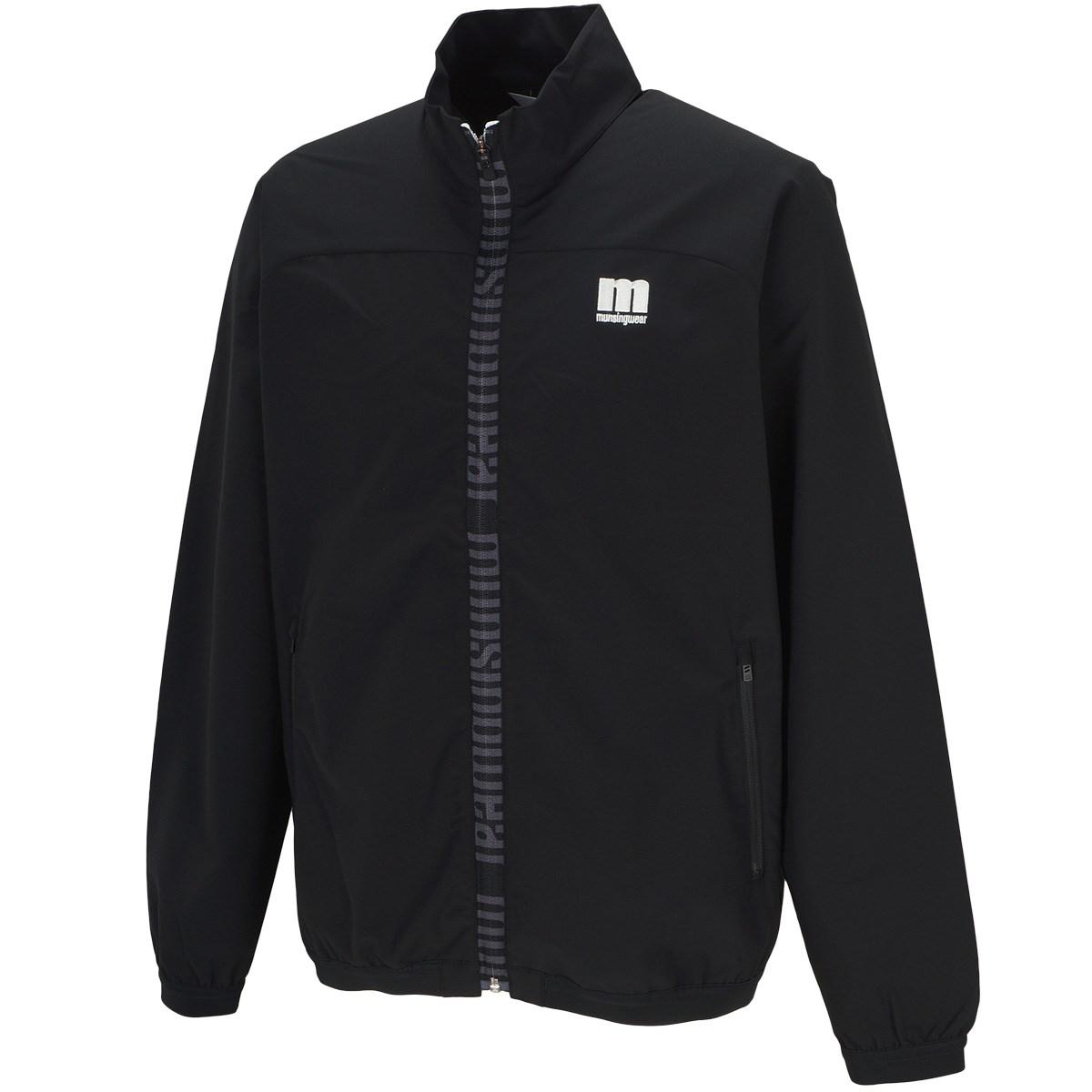 マンシングウェア Munsingwear ENVOY 4WAYストレッチ カッティングジャケット M ブラック 00