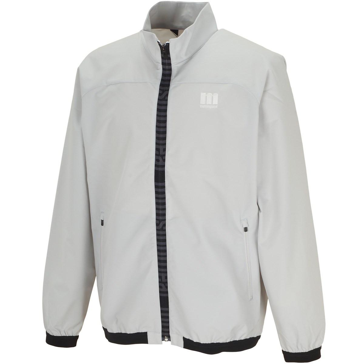 マンシングウェア Munsingwear ENVOY 4WAYストレッチ カッティングジャケット M グレー 00