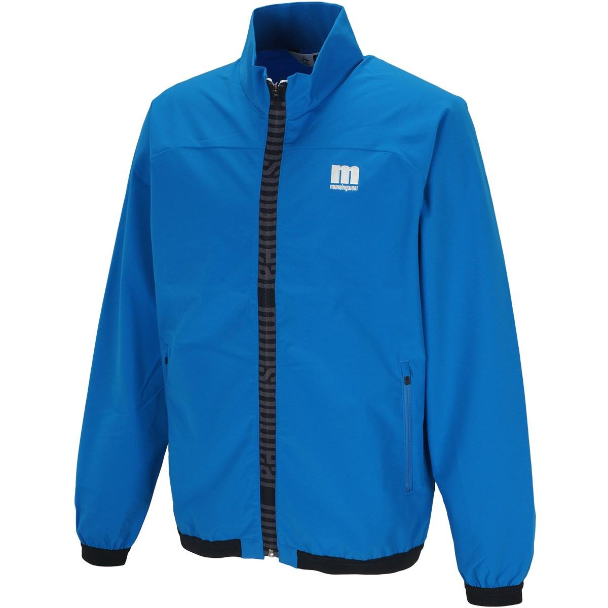 マンシングウェア Munsingwear ENVOY 4WAYストレッチ カッティングジャケット M ブルー 00