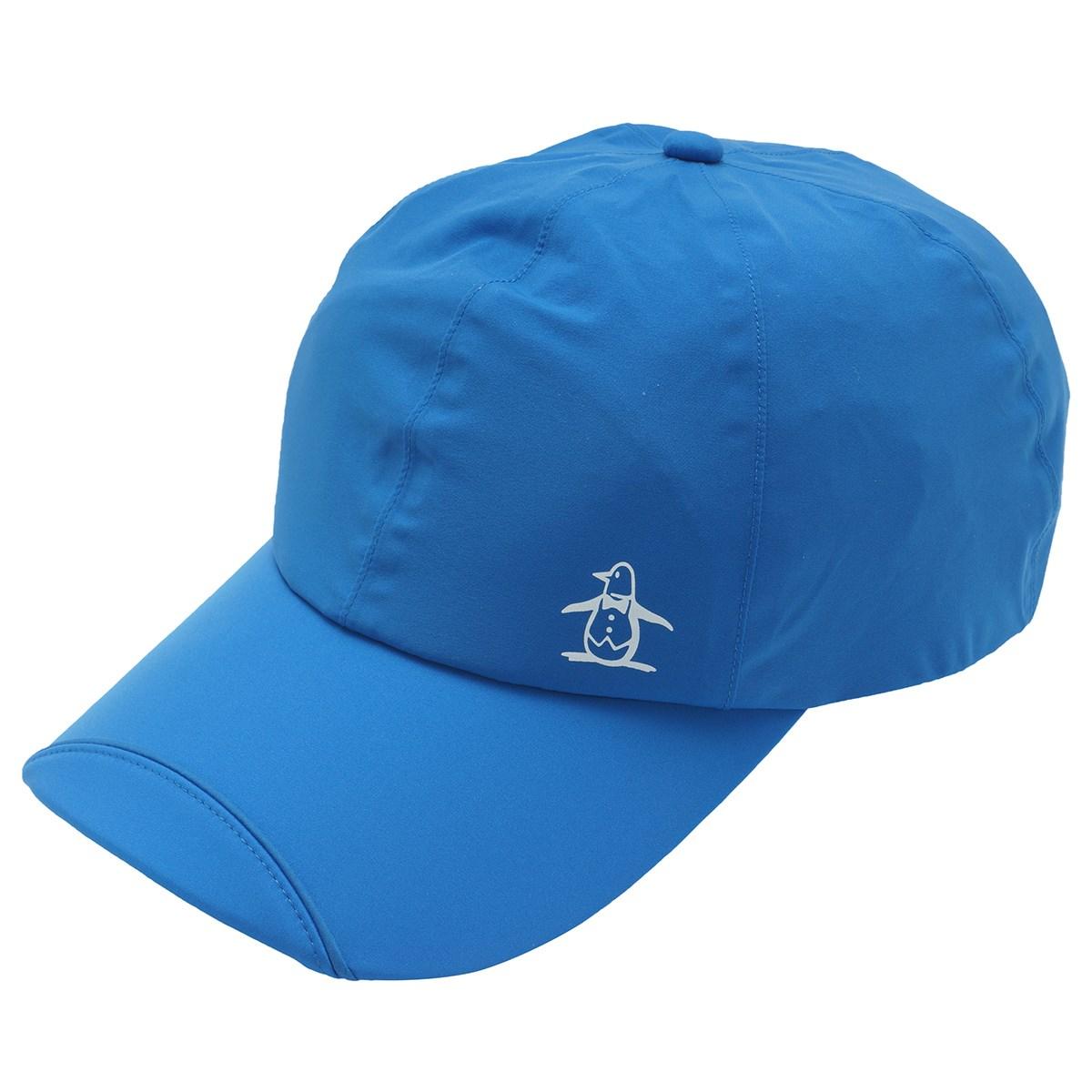 マンシングウェア Munsingwear レインキャップ フリー ブルー 00