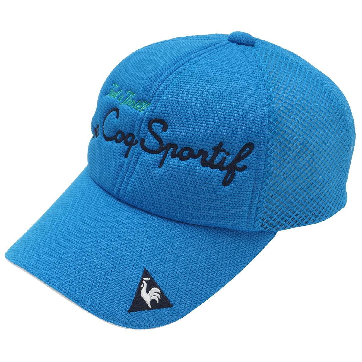 ルコックゴルフ Le coq sportif GOLF キャップ フリー ブルー 00 レディス