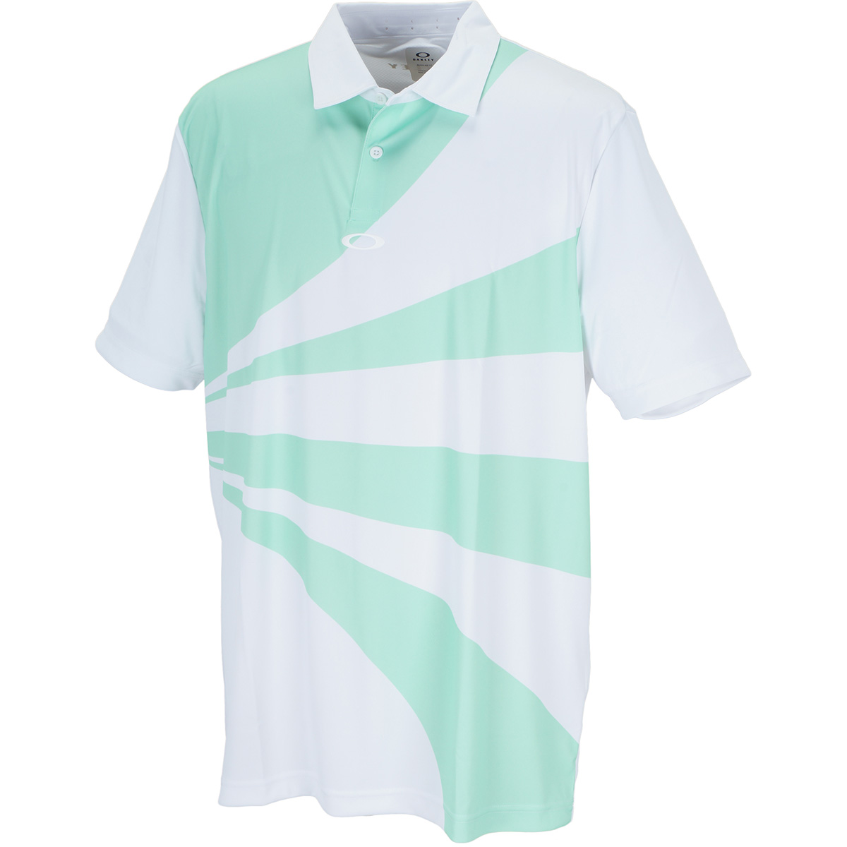 GEOMETRIC SWING 半袖ポロシャツ