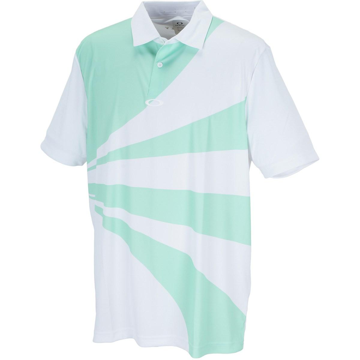 オークリー(OAKLEY) GEOMETRIC SWING 半袖ポロシャツ