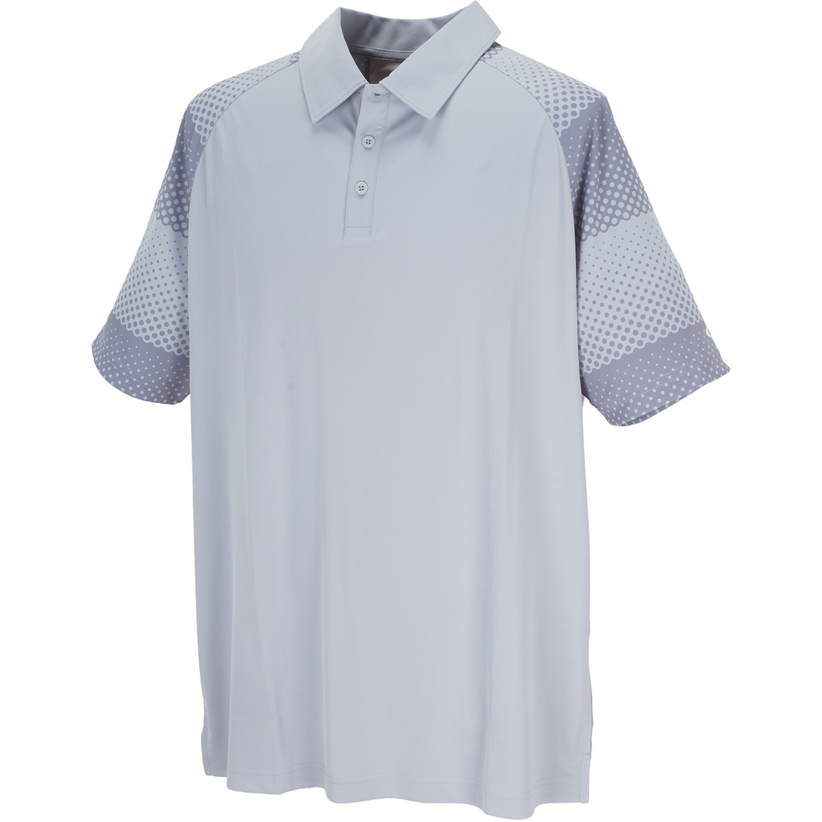 DOT 半袖ポロシャツ