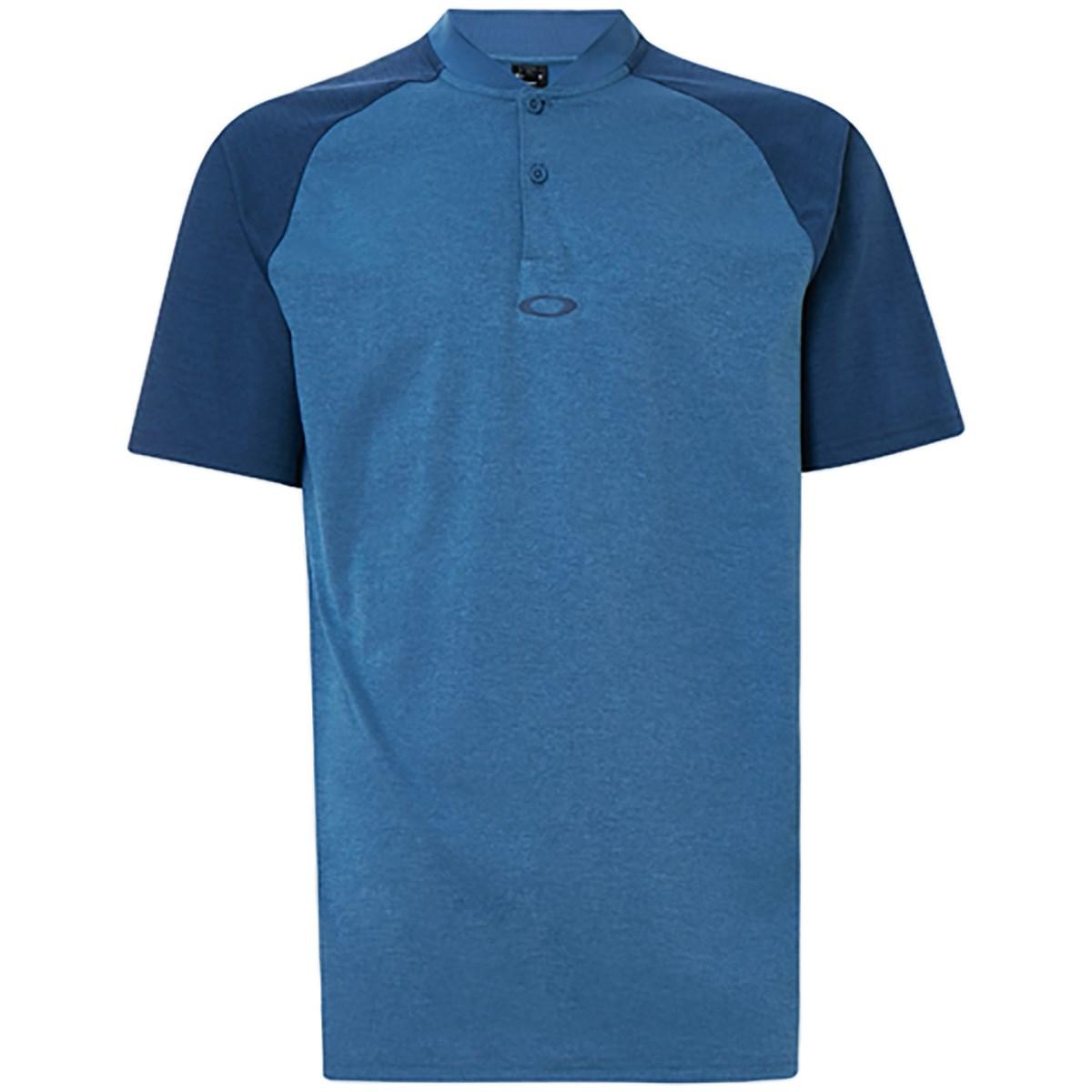 オークリー(OAKLEY) ICON BI COLOR 半袖ポロシャツ