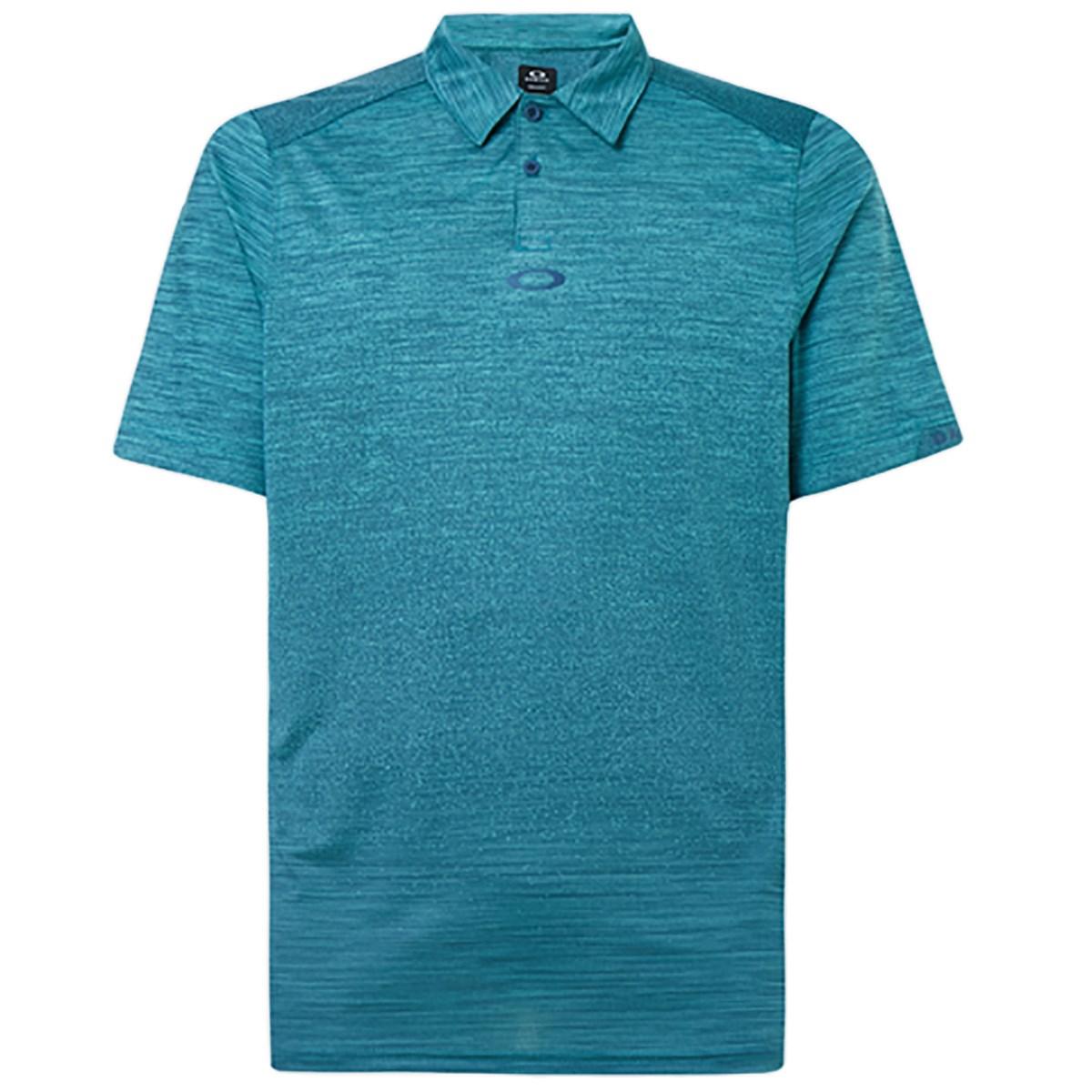 オークリー(OAKLEY) GRADIENT GRAVITY 半袖ポロシャツ 2.0