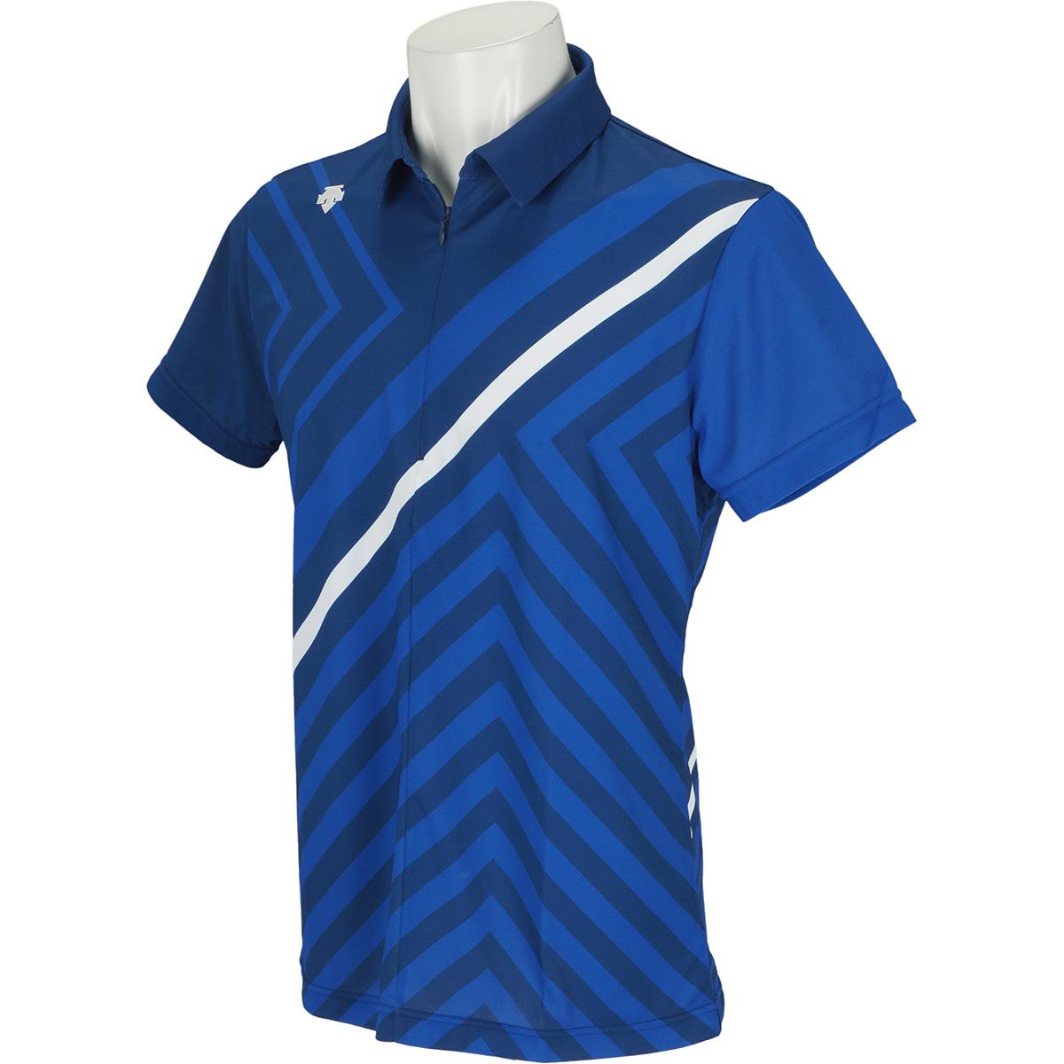 ライジングプリント 半袖ポロシャツ