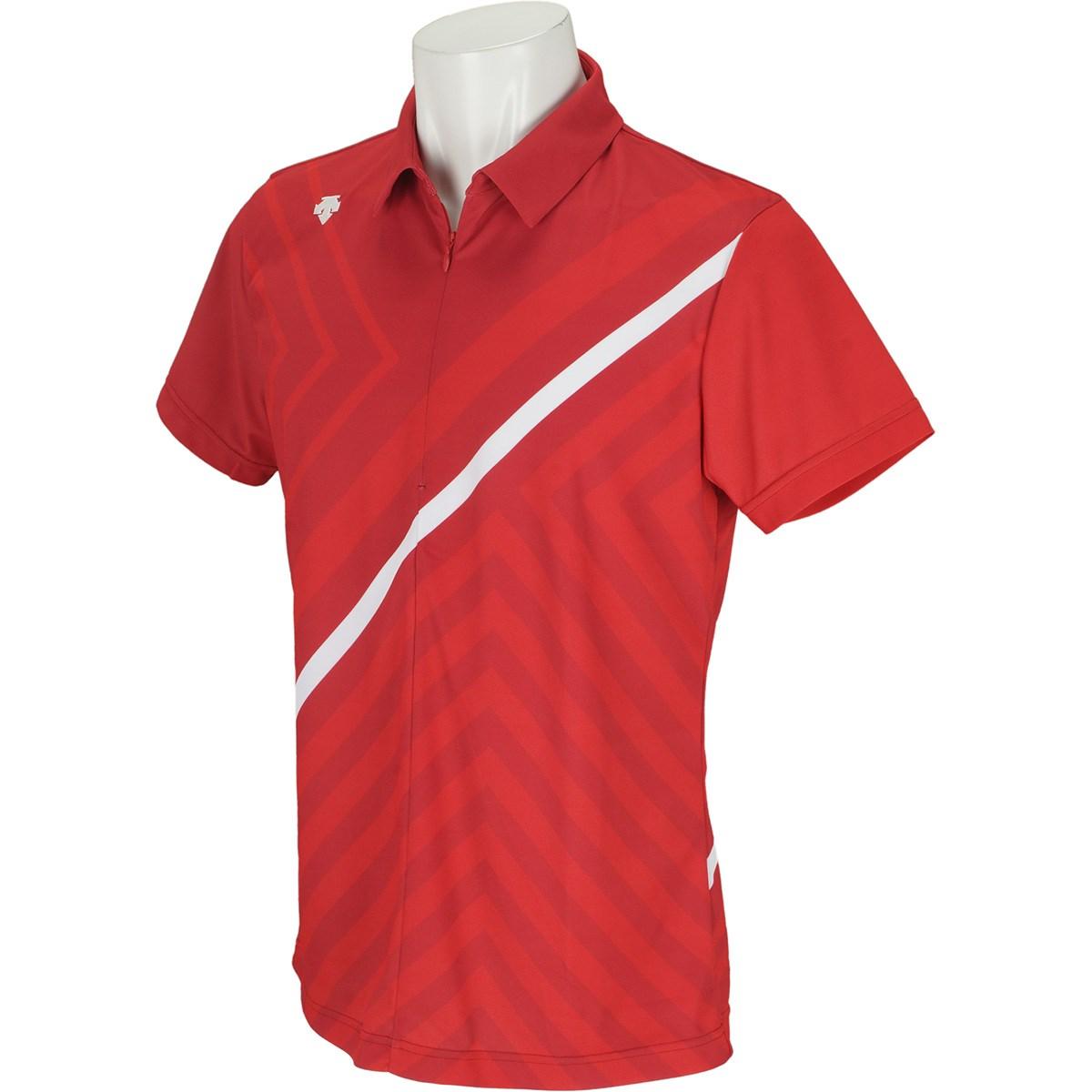 デサントゴルフ(DESCENTE GOLF) ライジングプリント 半袖ポロシャツ