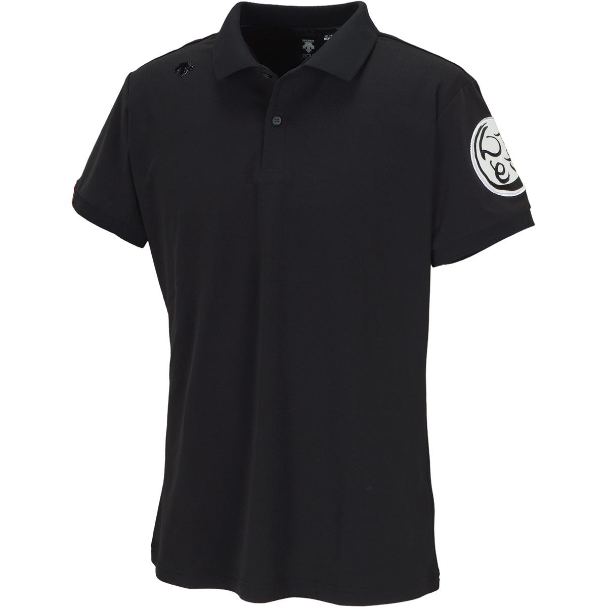 万美collection ストレッチ ソロテックス鹿の子 半袖ポロシャツ