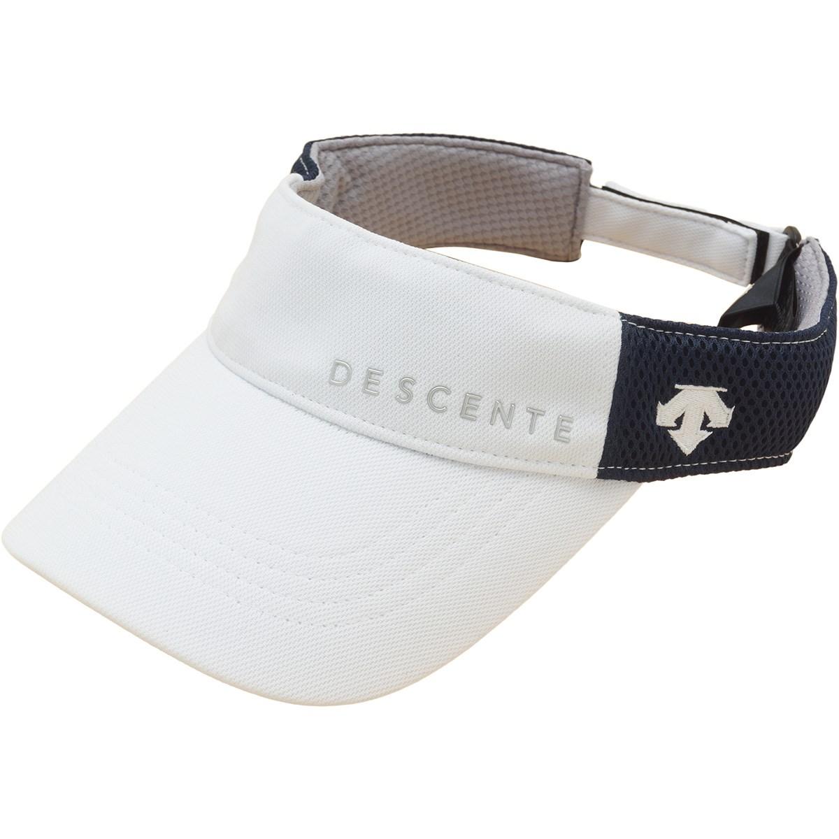 デサントゴルフ(DESCENTE GOLF) クーリングサンバイザー