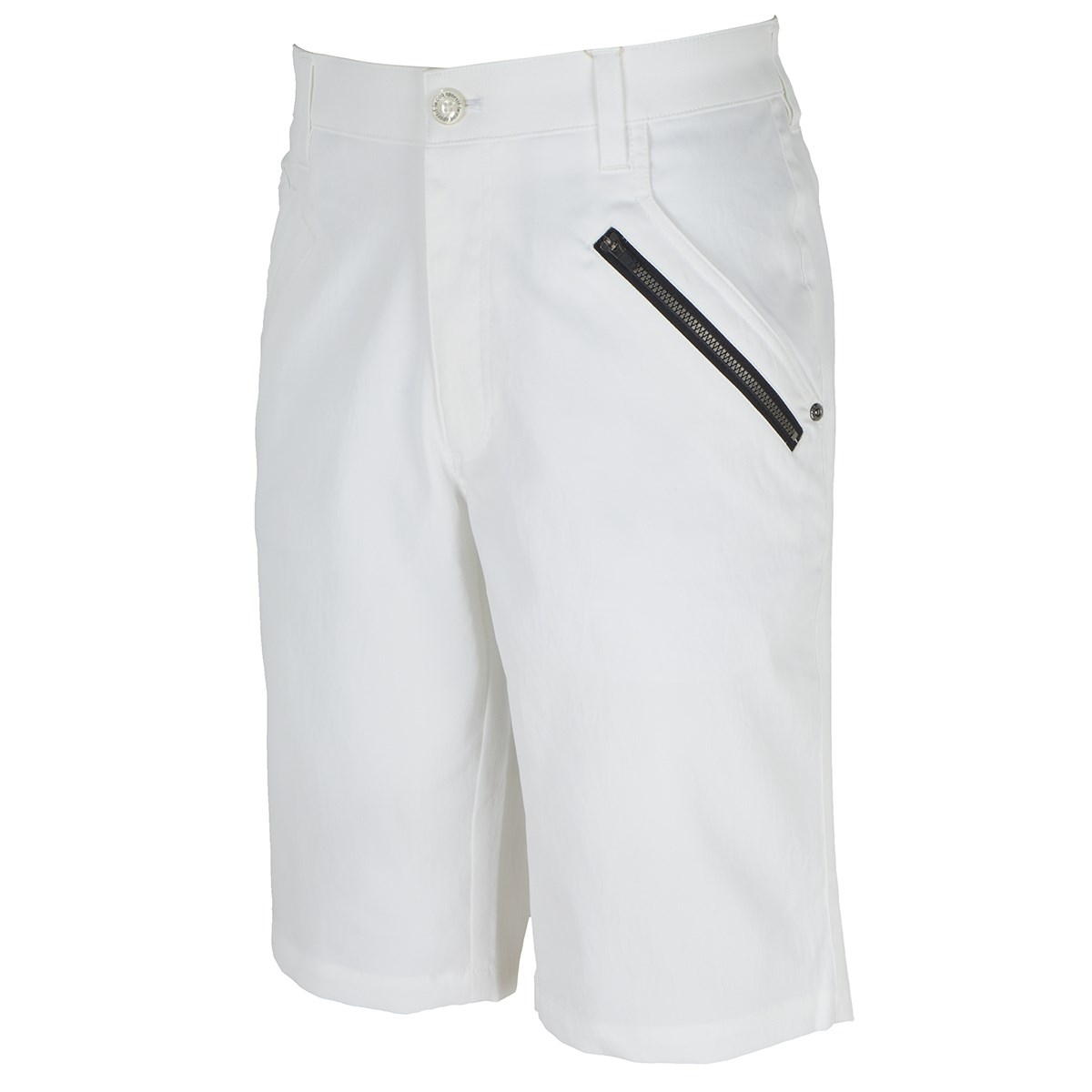 ルコックゴルフ Le coq sportif GOLF SYツイルストレッチハーフパンツ 76 ホワイト 00