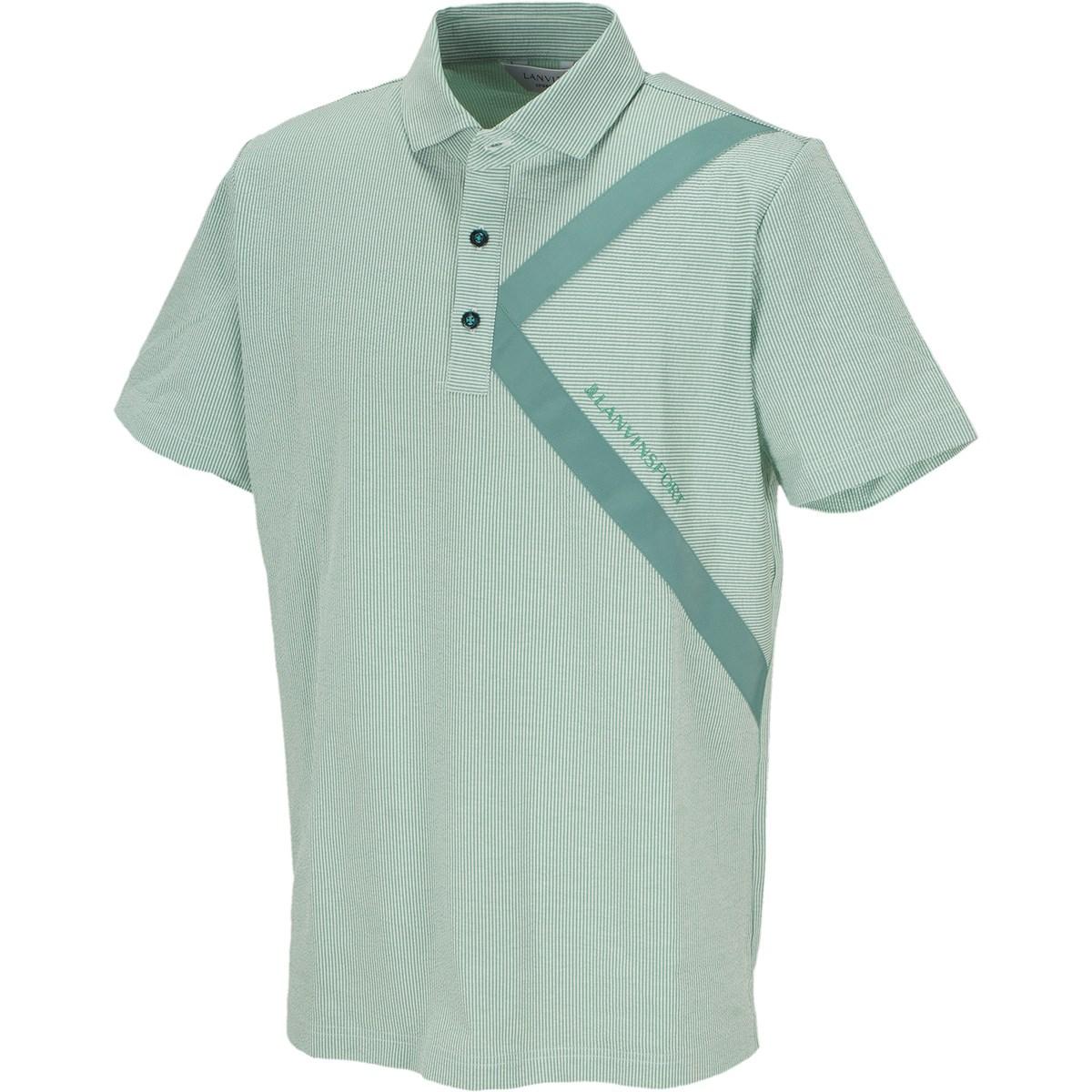 ランバン スポール(LANVIN SPORT) 半袖ニットポロシャツ