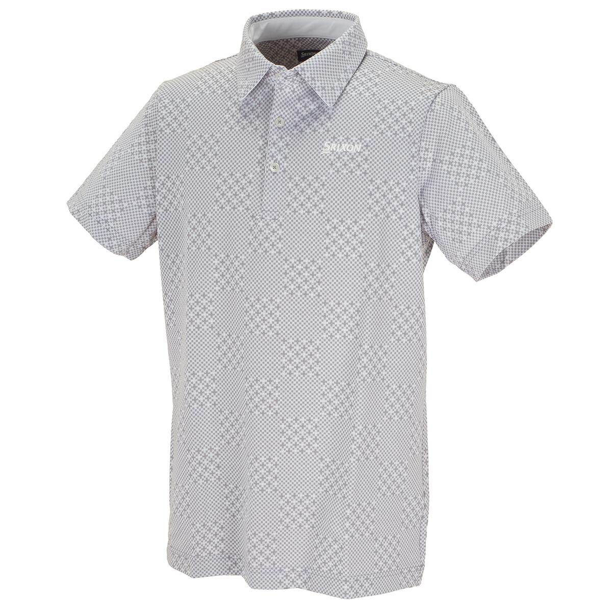 親子チェッカーシングルジャカード 半袖ポロシャツ