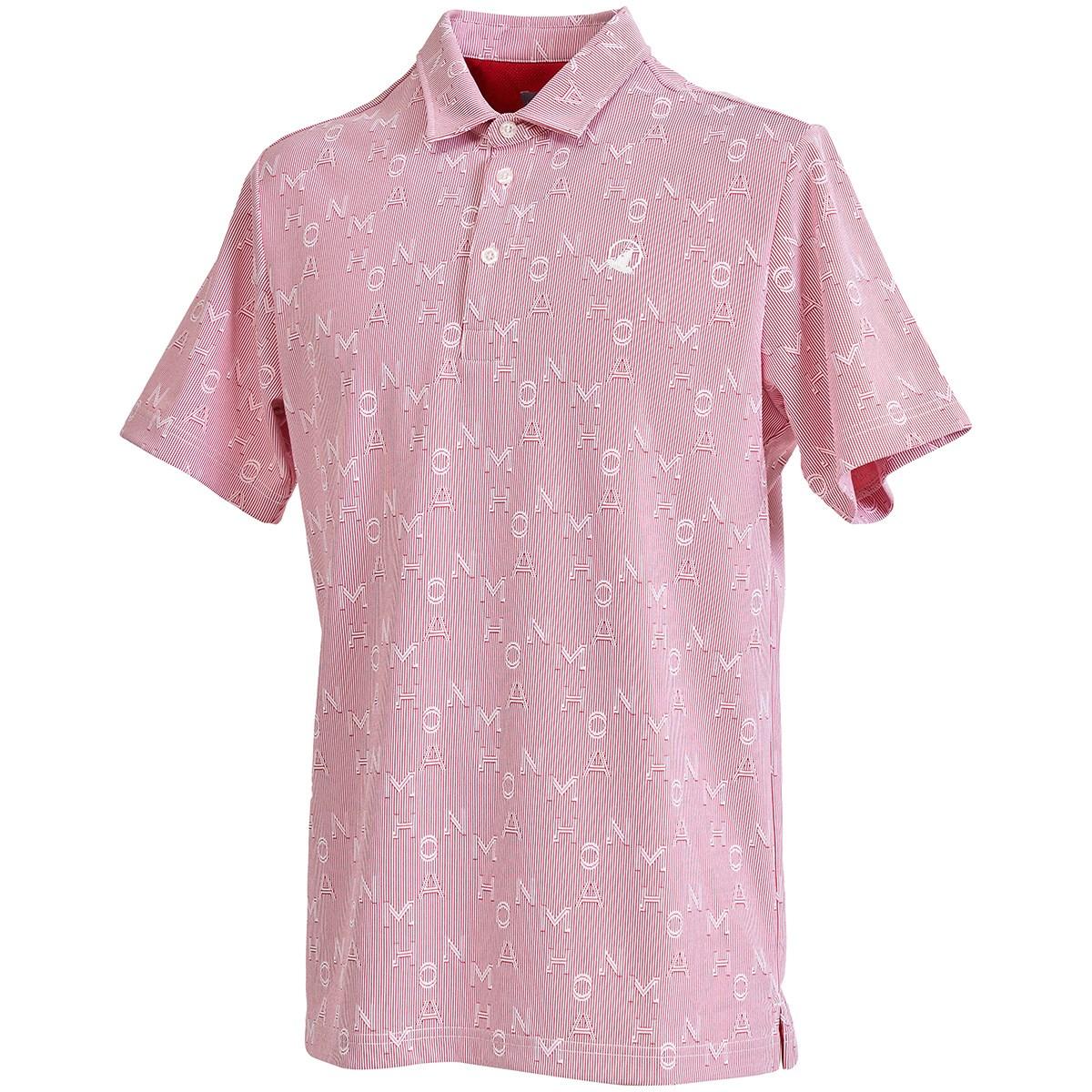 本間ゴルフ(HONMA GOLF) 半袖ポロシャツ